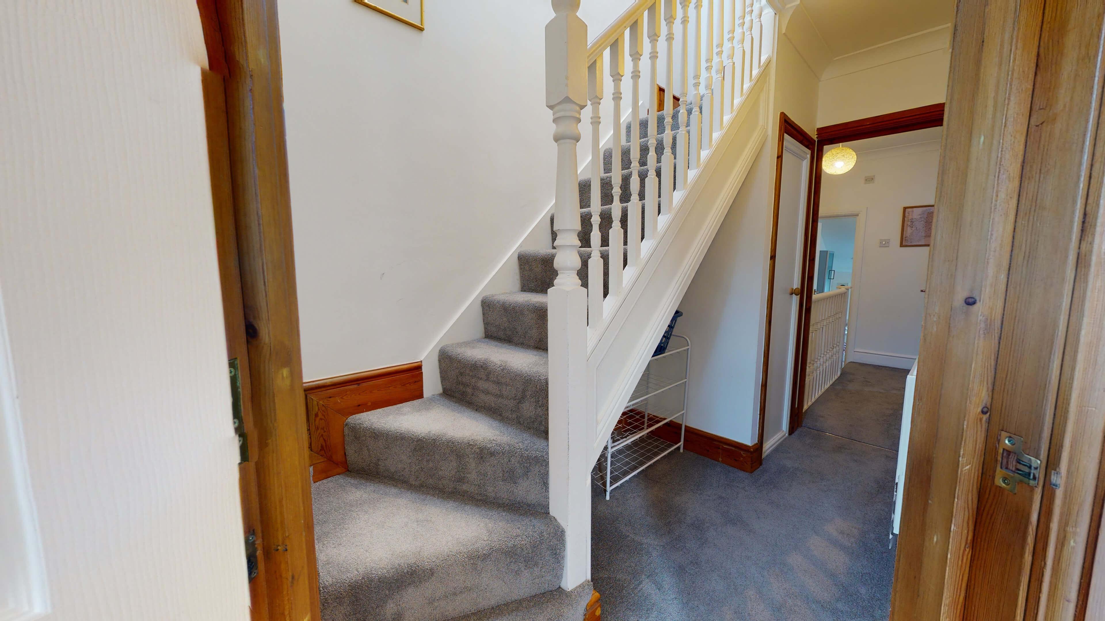 Corner House Corner House Stairs