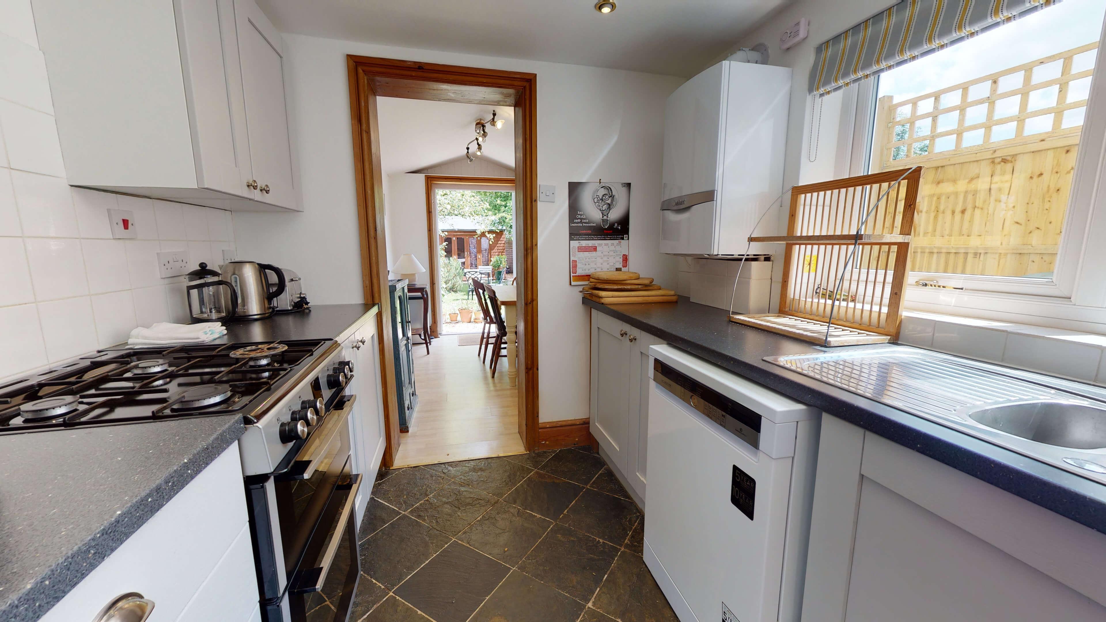 Corner House Corner House Kitchen