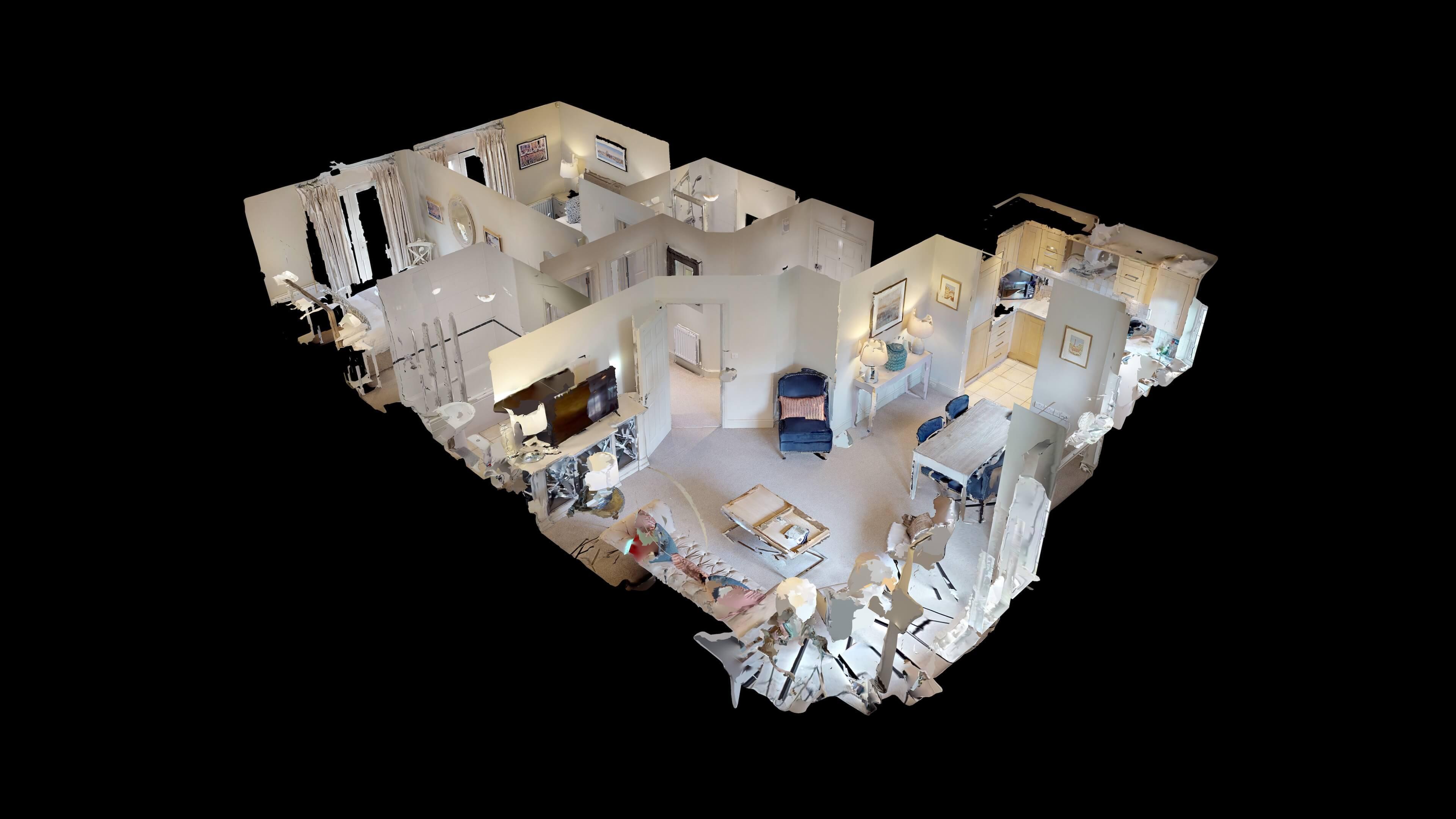 Oxford Serviced Apartments Hensington Suite Dollshouse