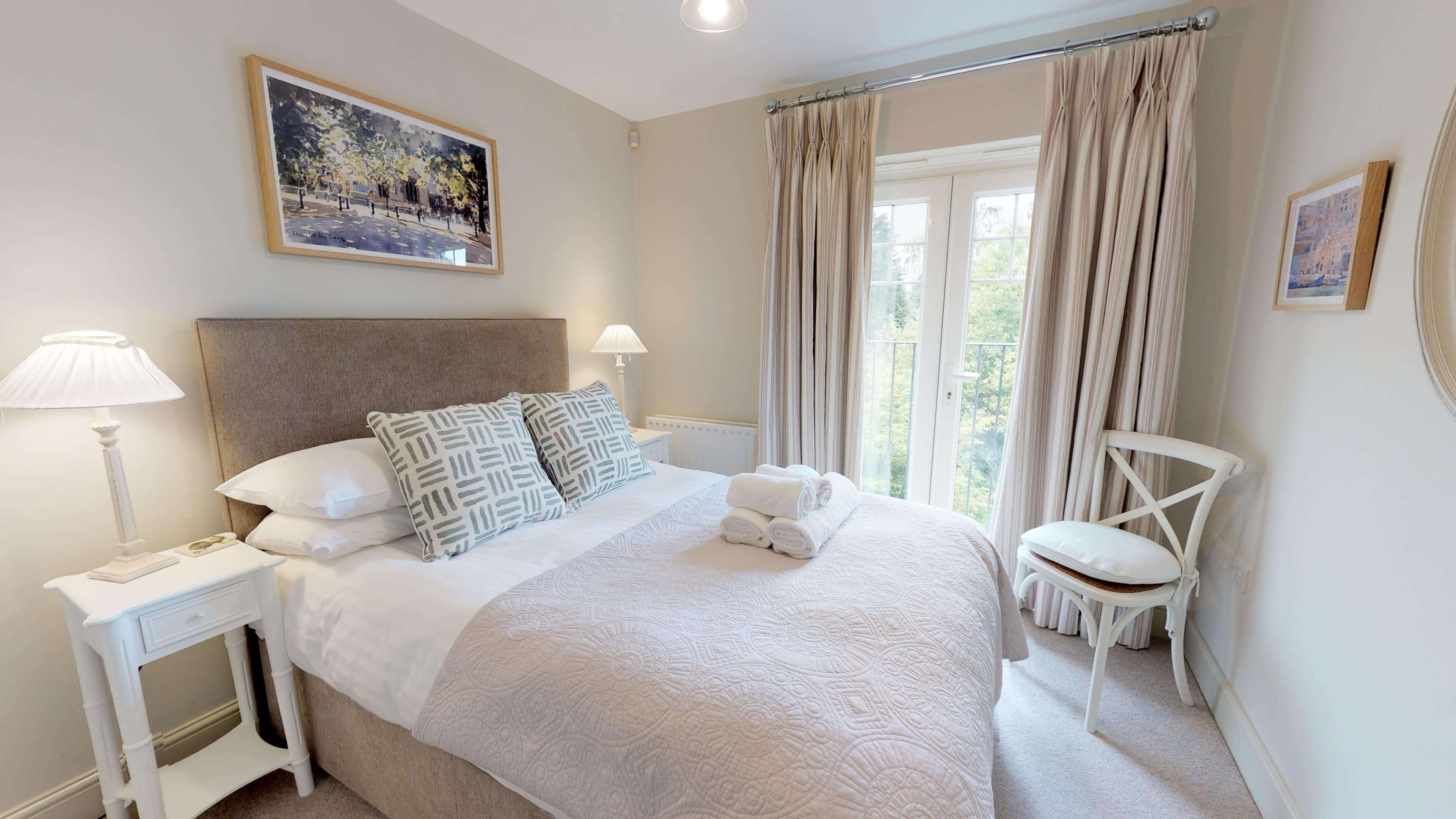 Oxford Serviced Apartments Hensington Suite Bedroom Two