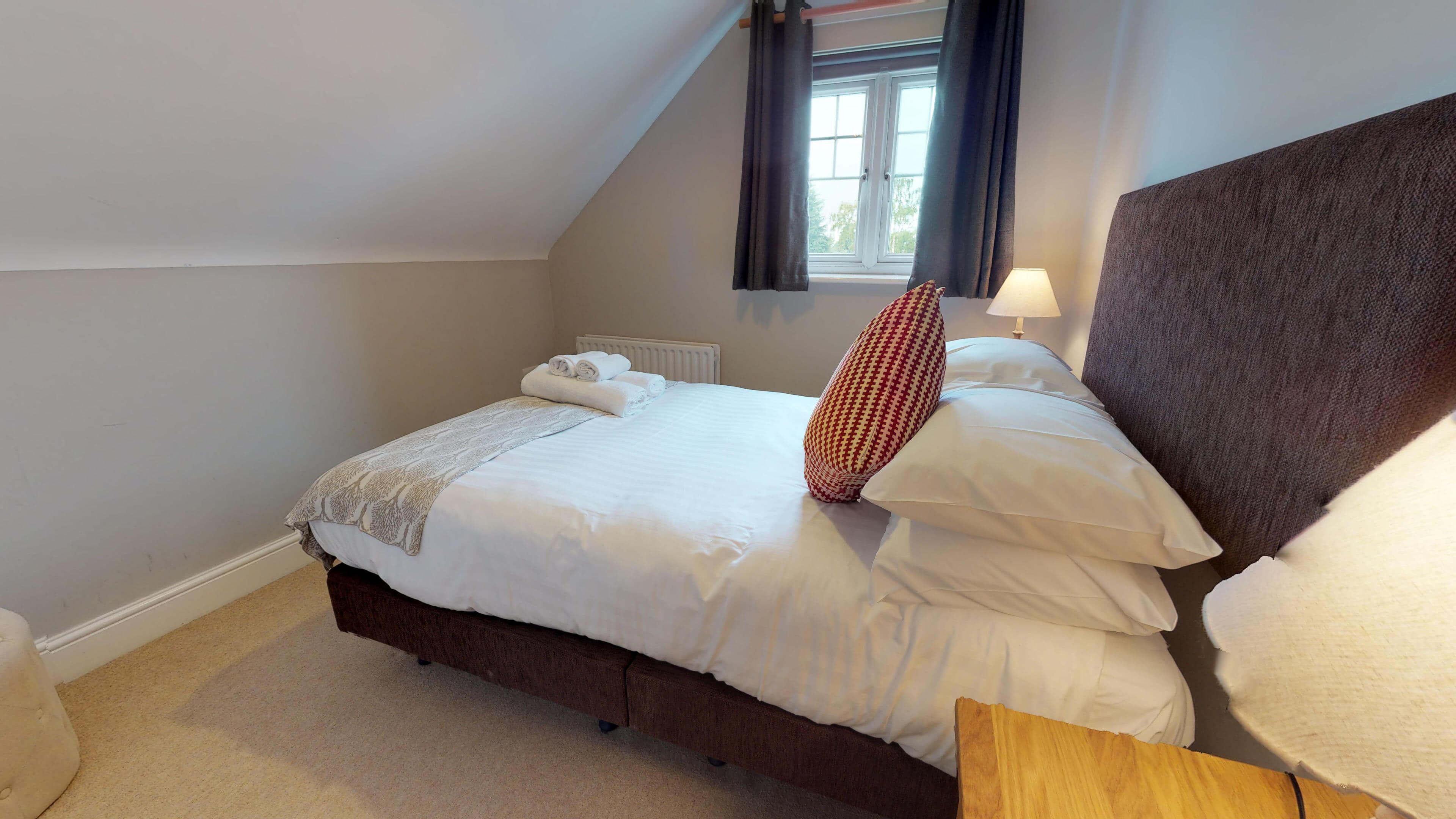 Oxford Serviced Apartment Vanbrugh Spencer Suite Bedroom Two