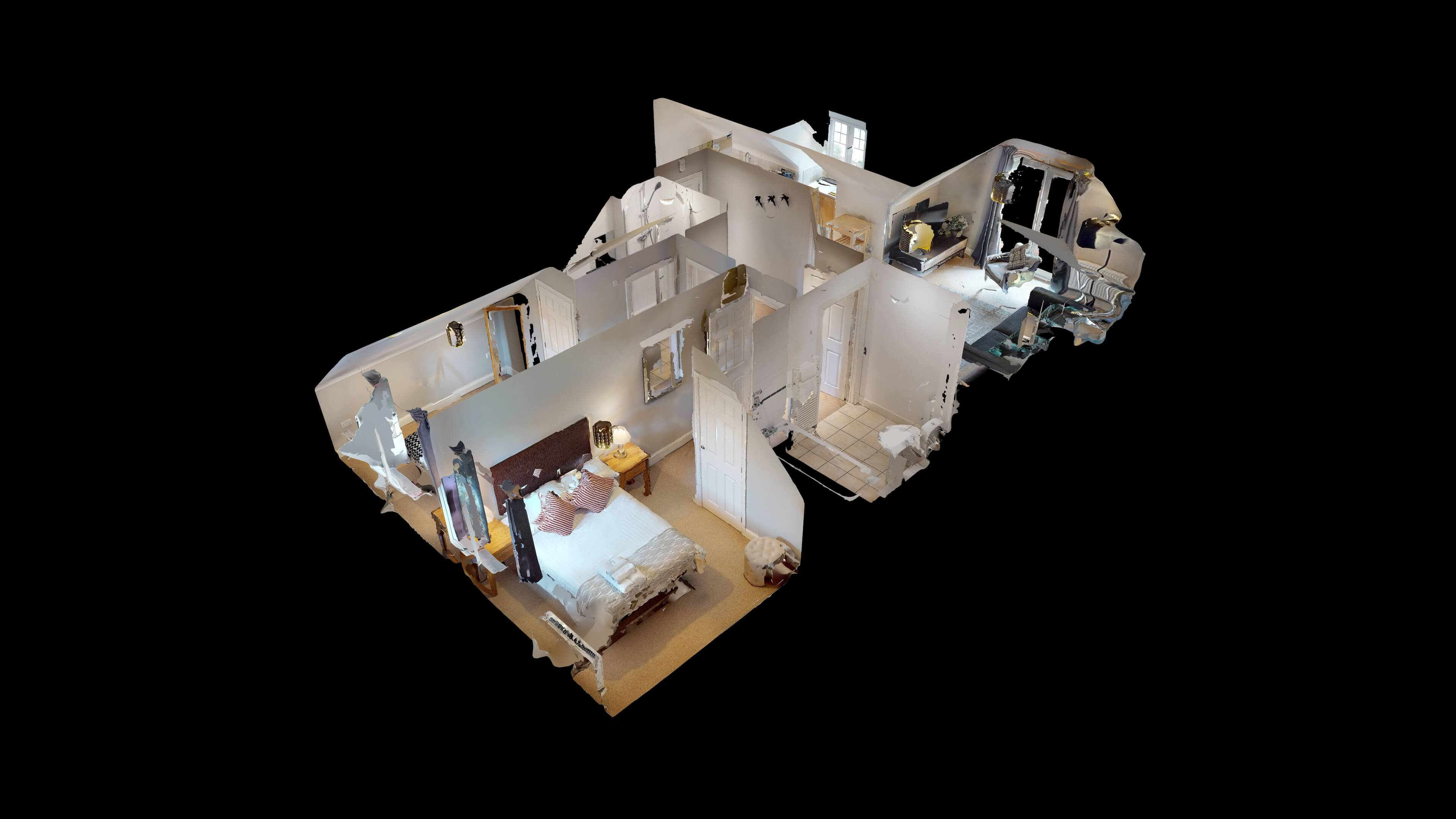 Oxford Serviced Apartment Vanbrugh Spencer Suite Dollshouse