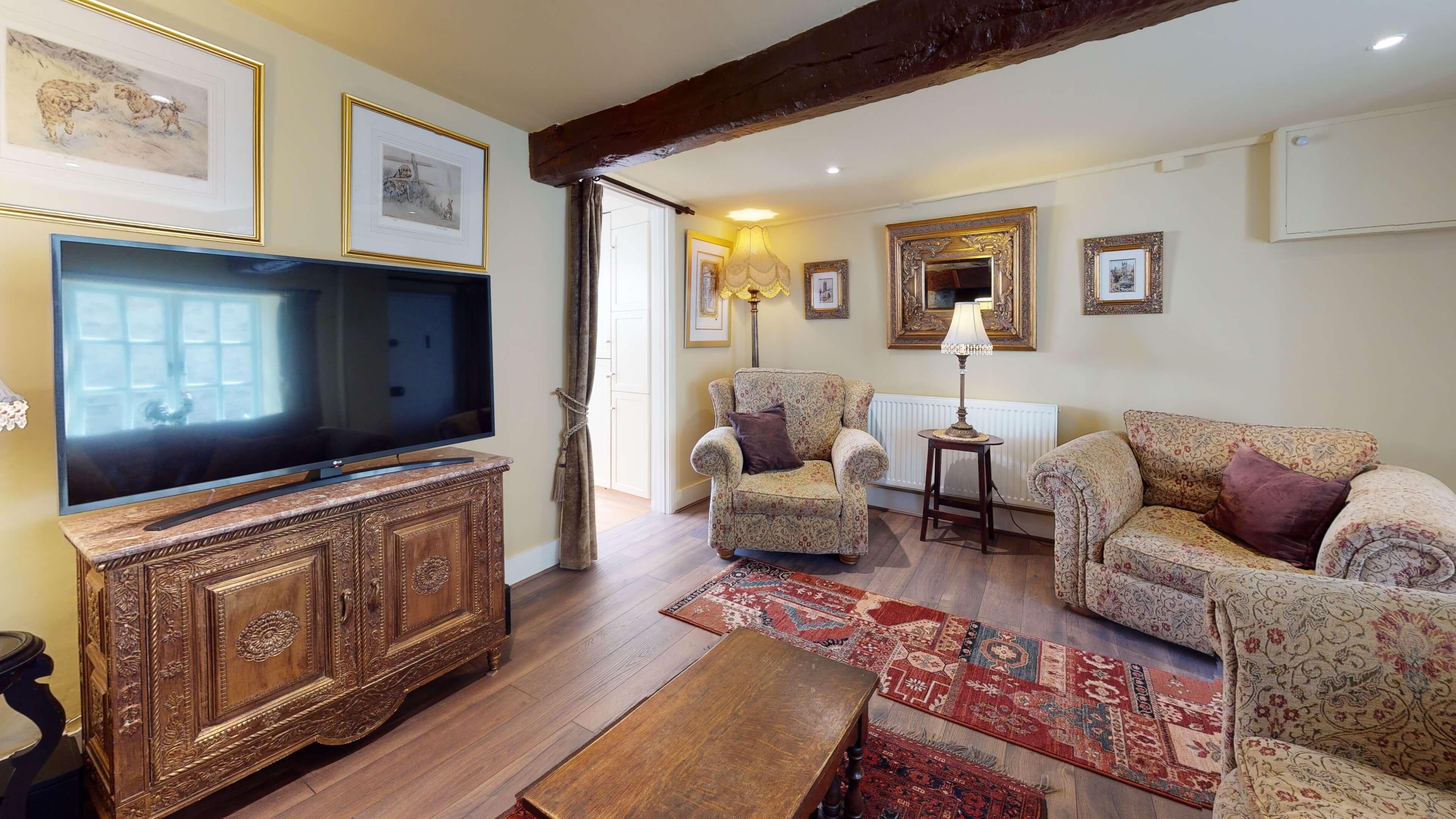 Browns Lane Living Room
