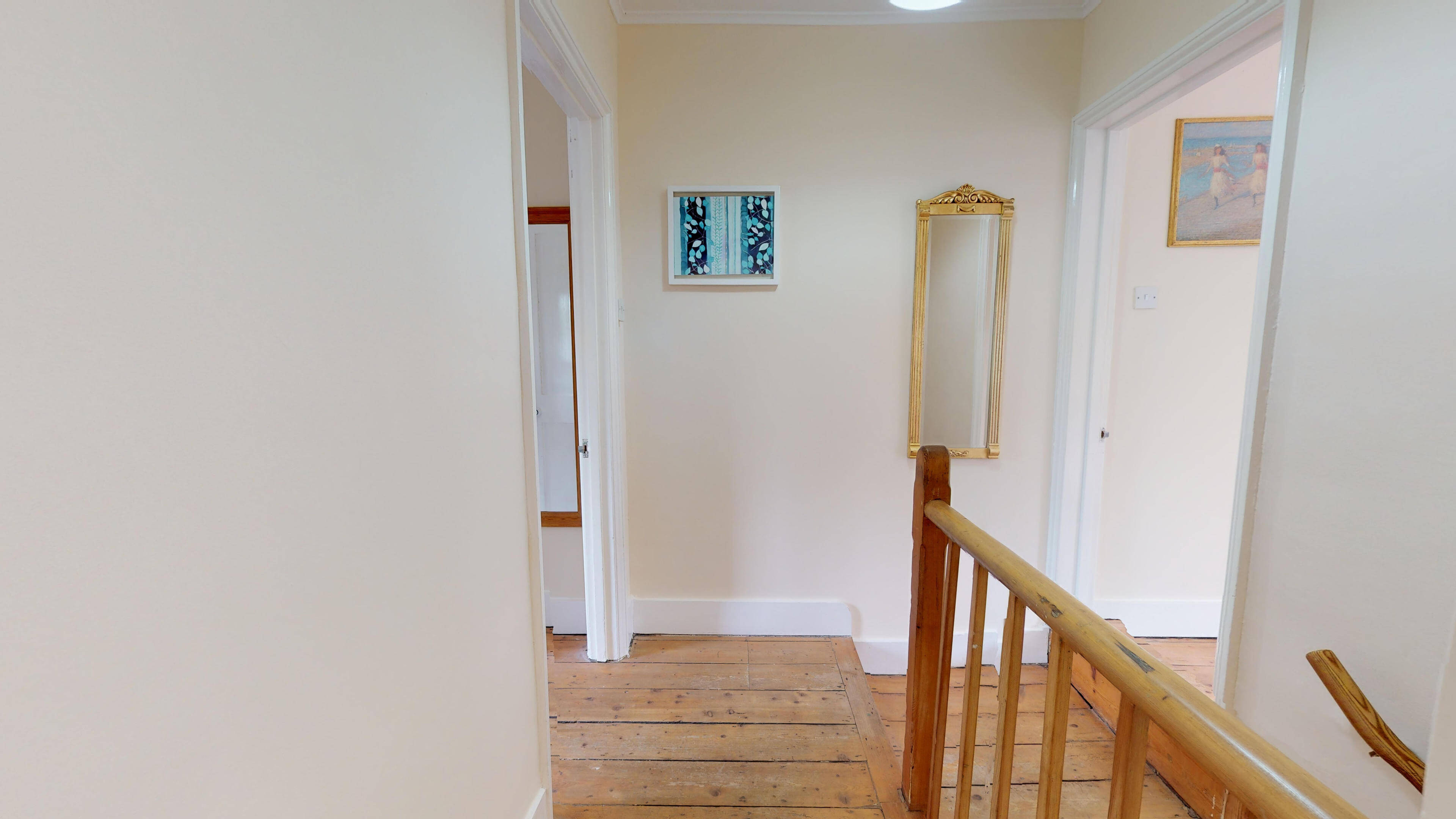 Oxford Two Bedroom Abbey Road Hall Upper