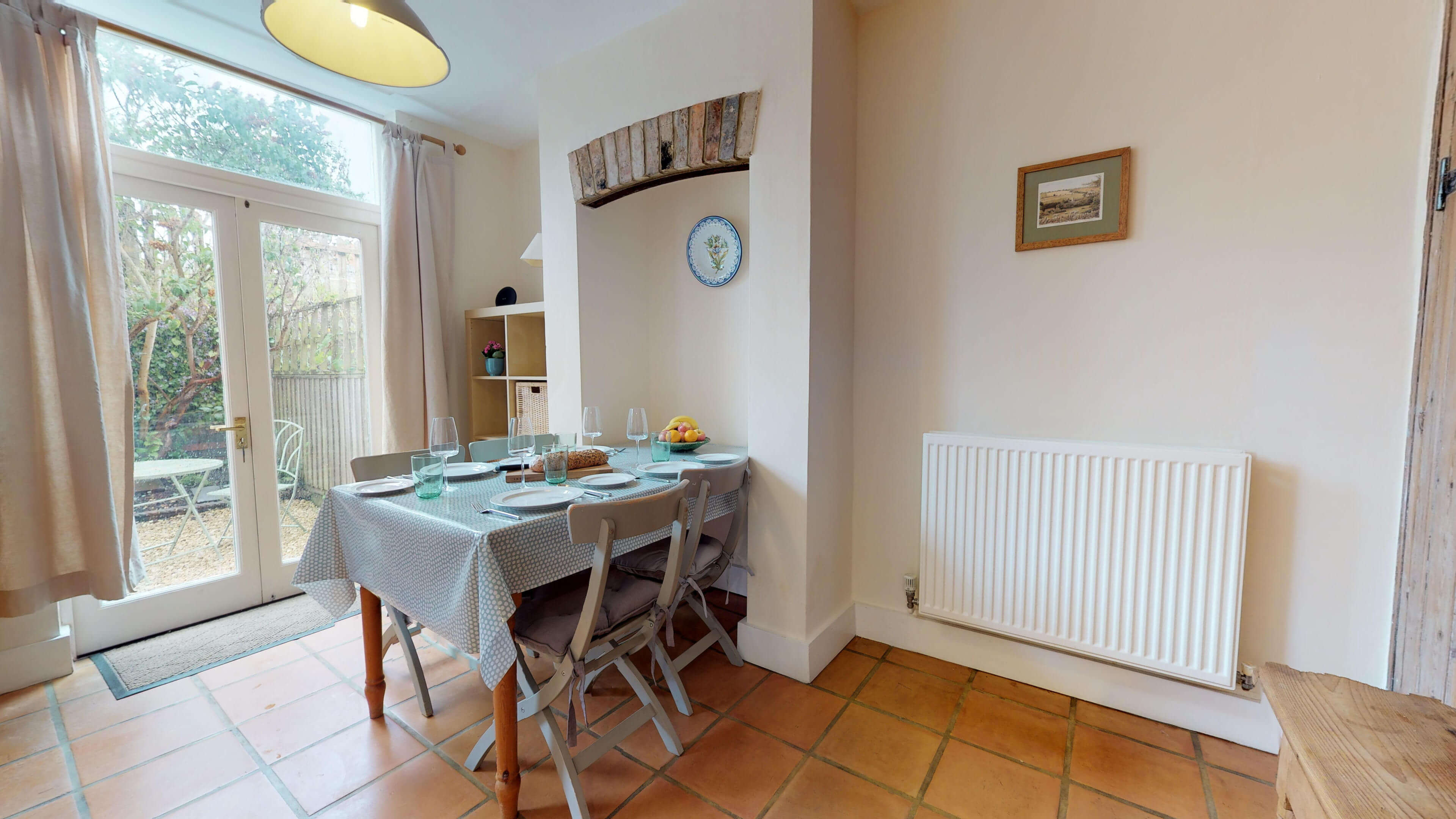 Oxford Two Bedroom Abbey Road Kitchen Dining