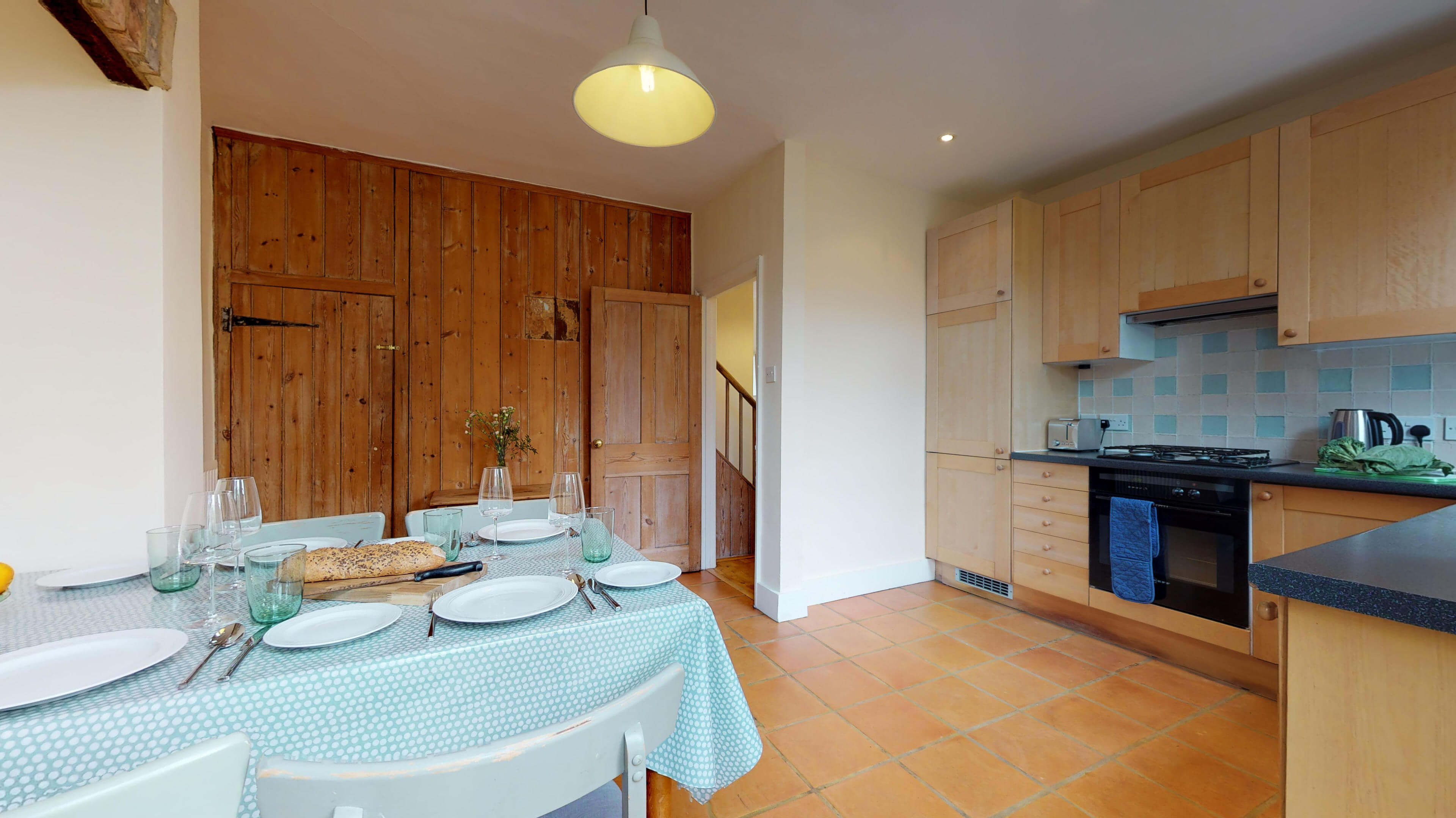 Oxford Two Bedroom Abbey Road Kitchen Two