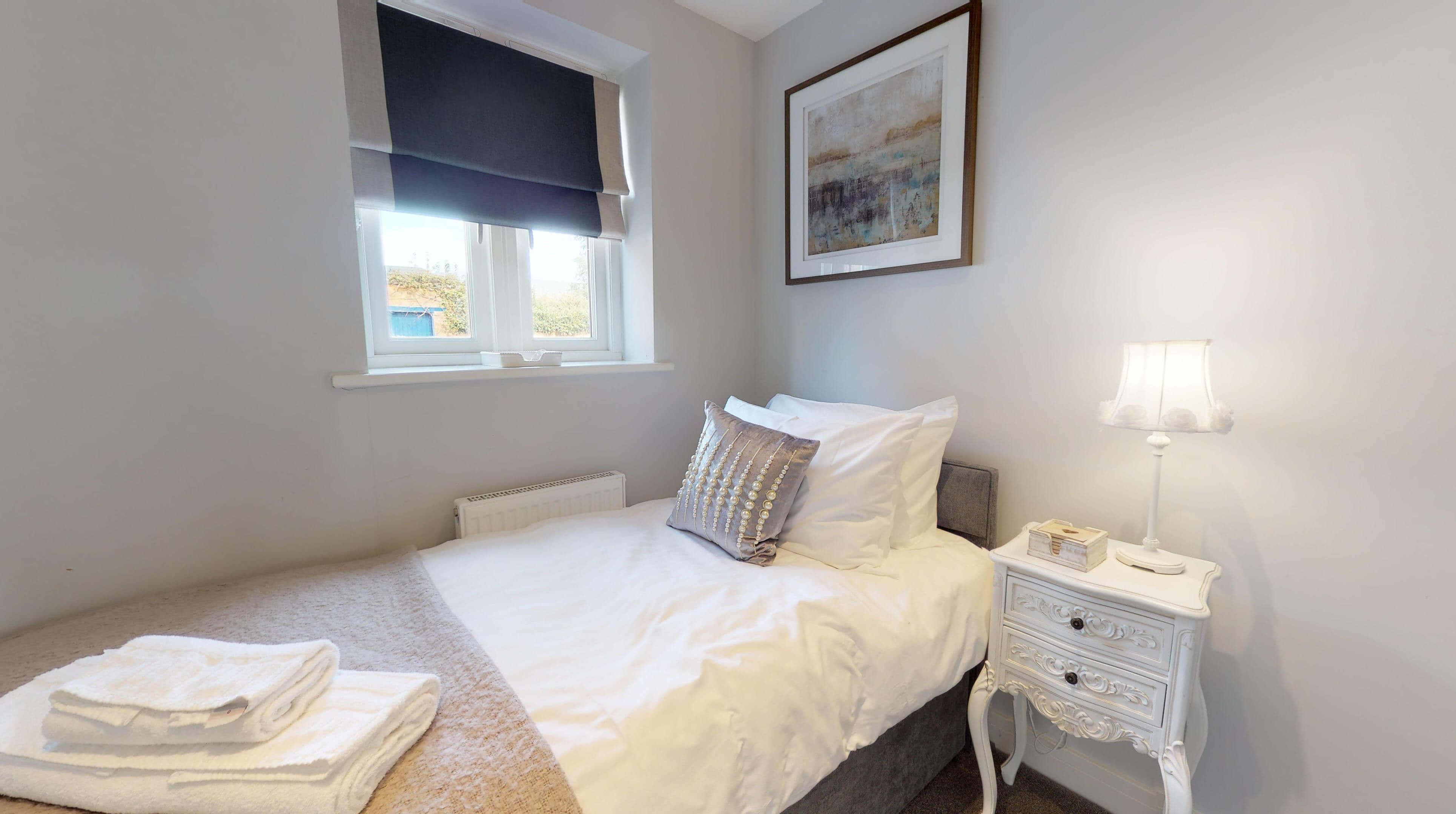 Leamington Spa Serviced Apartments Dunara Warwick Bedroom Single