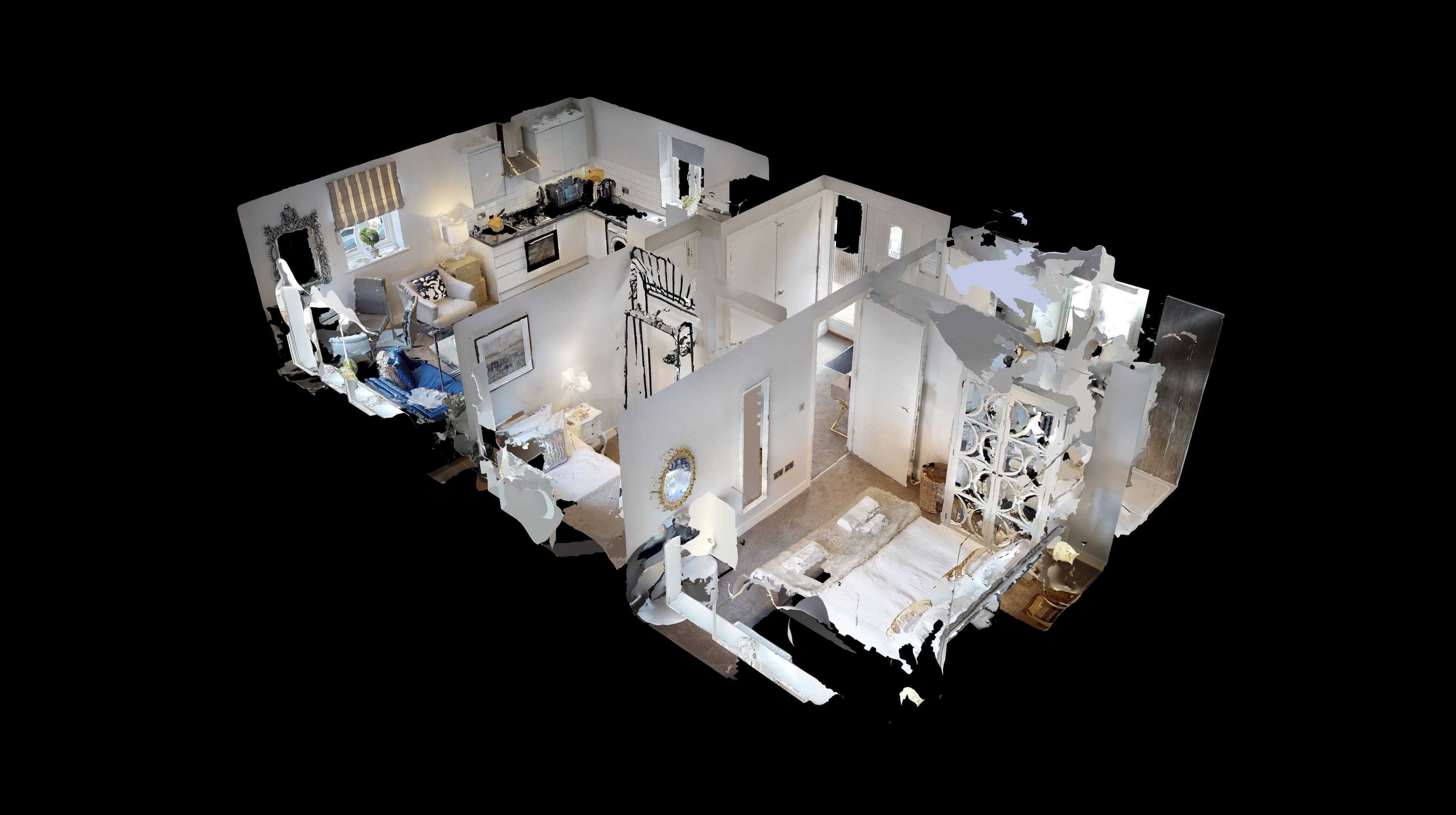 Leamington Spa Serviced Apartments Dunara Warwick Dollshouse