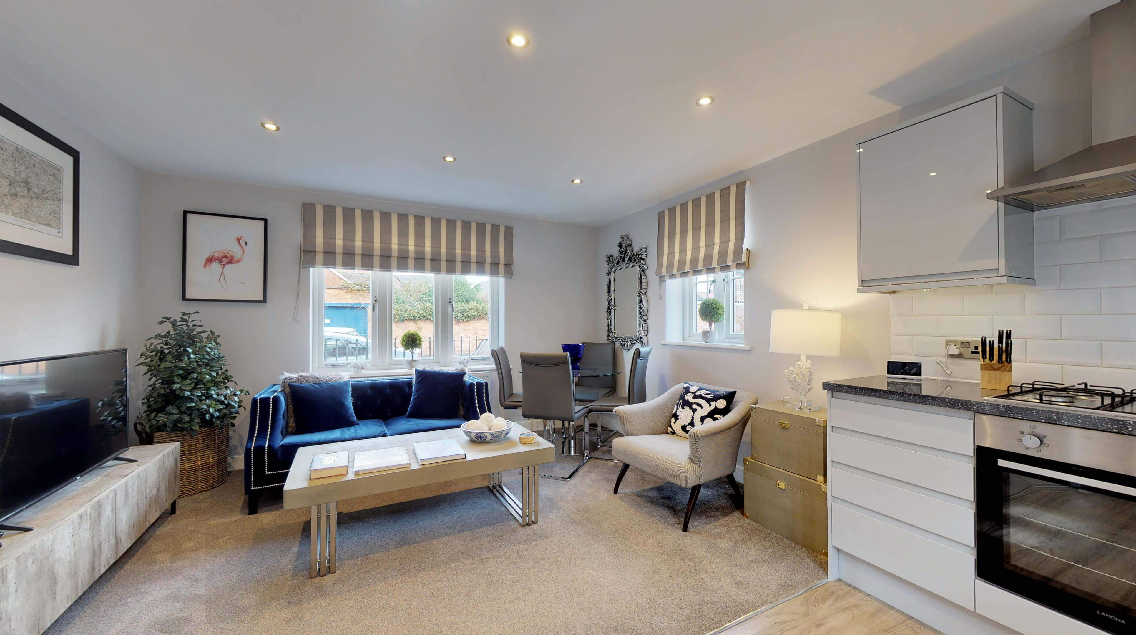 Leamington Spa Serviced Apartments Dunara Warwick Living