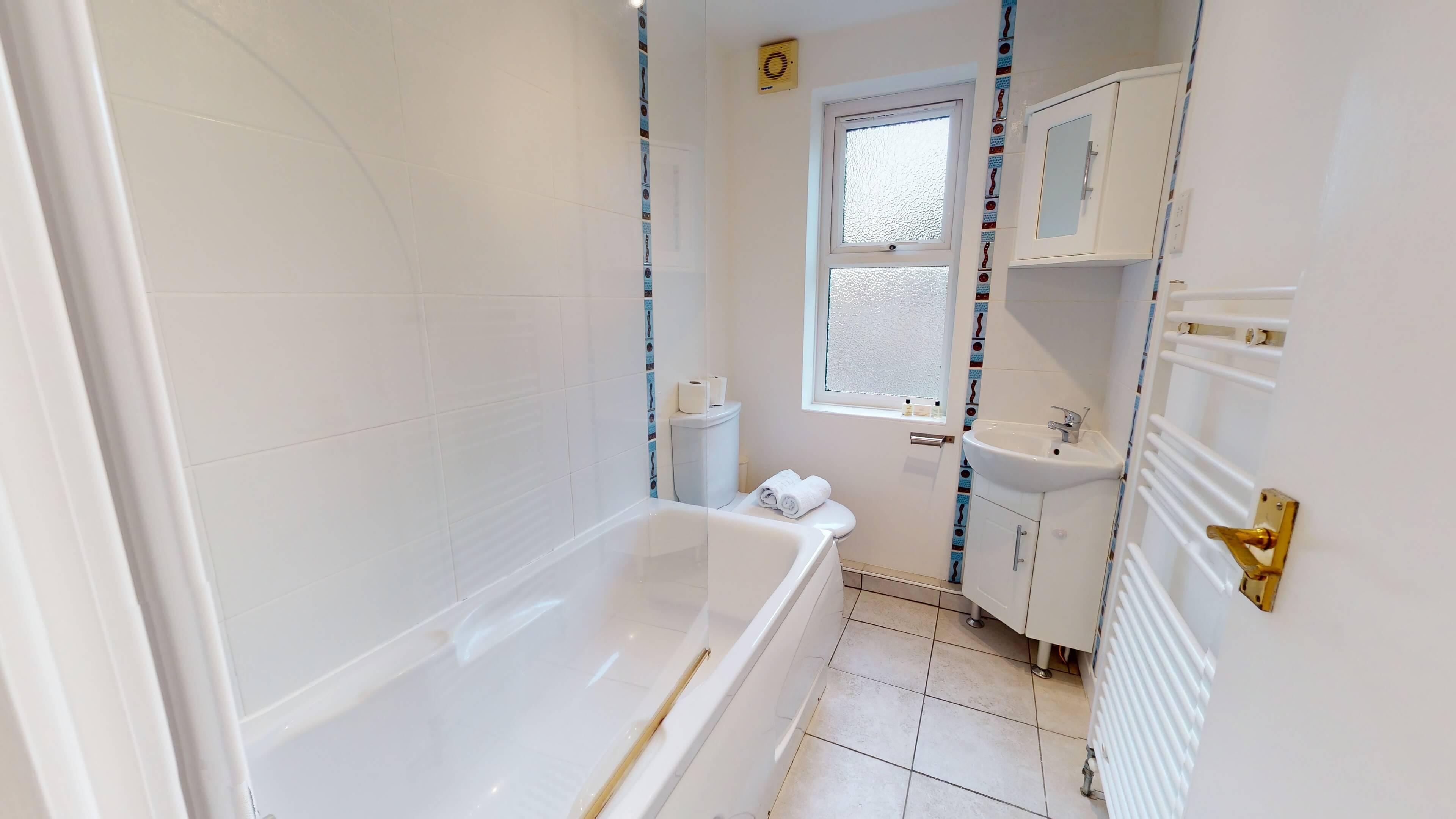 Bridge View Bridge View Bathroom Area