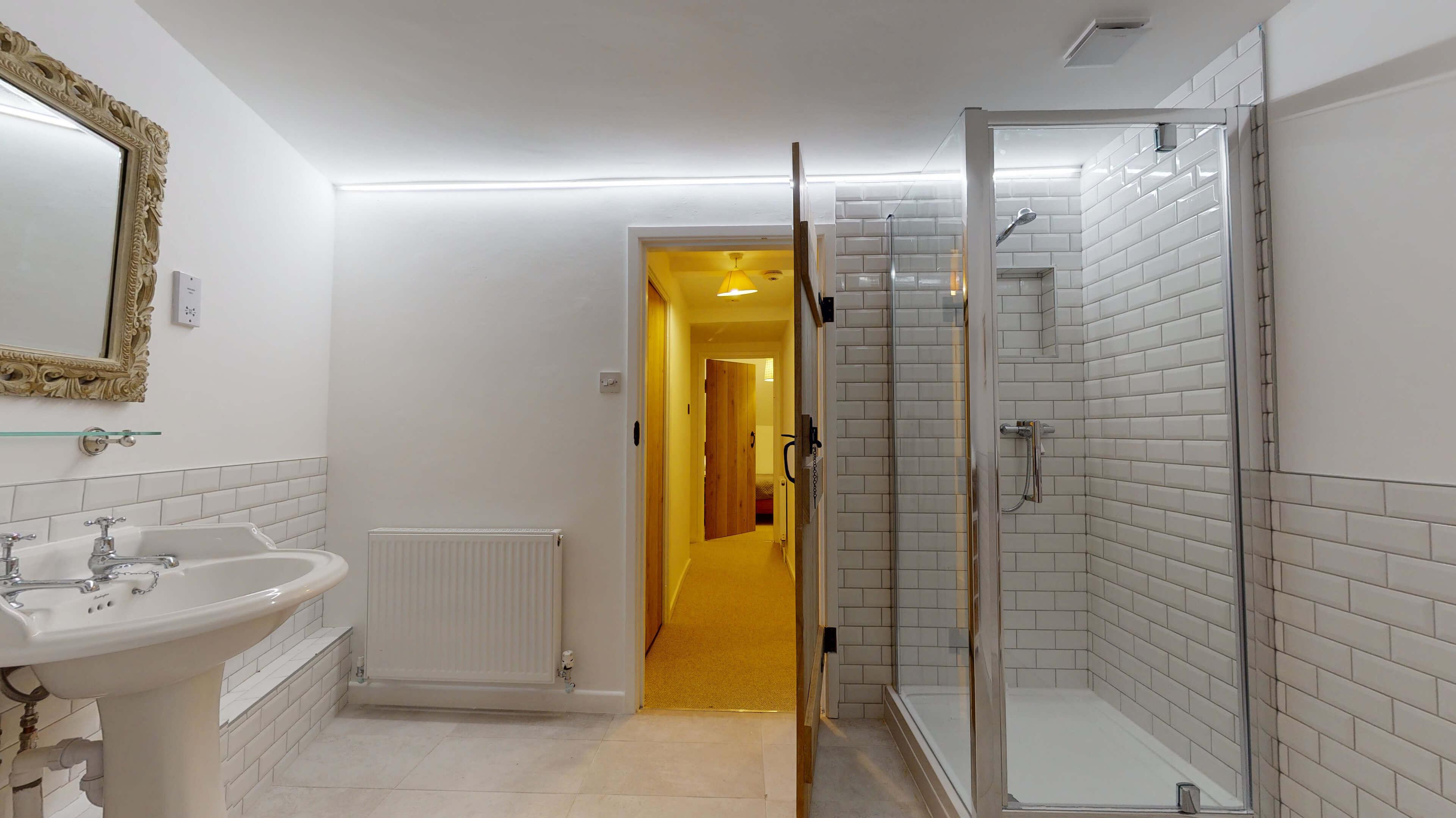 Bushnells Cottage Bushnells Cottage Bathroom