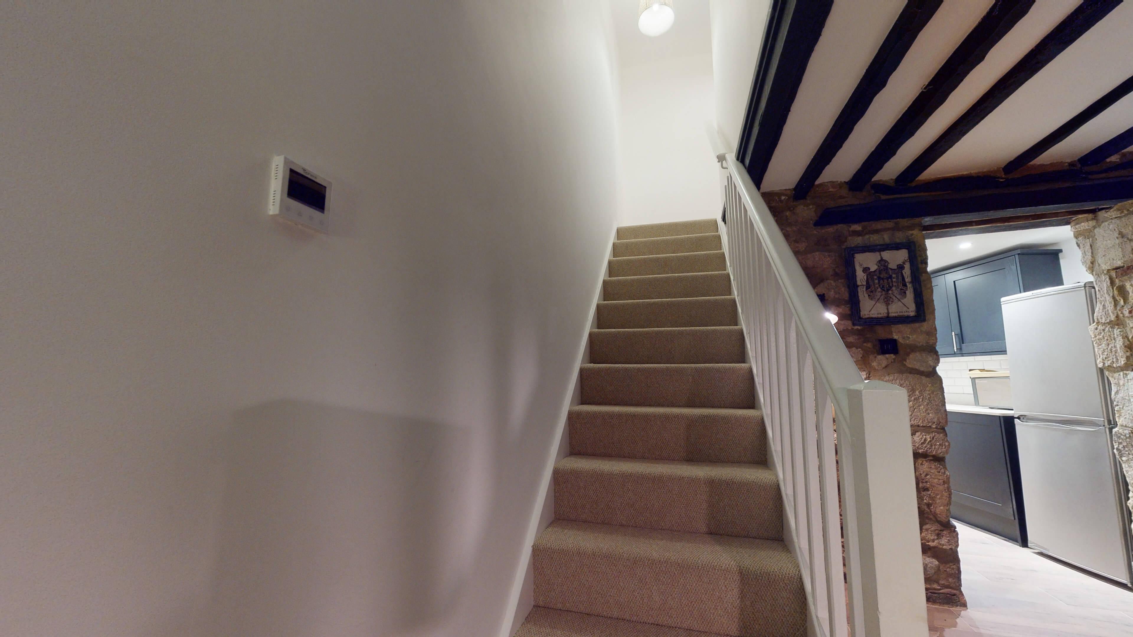Bushnells Cottage Bushnells Cottage Stairs
