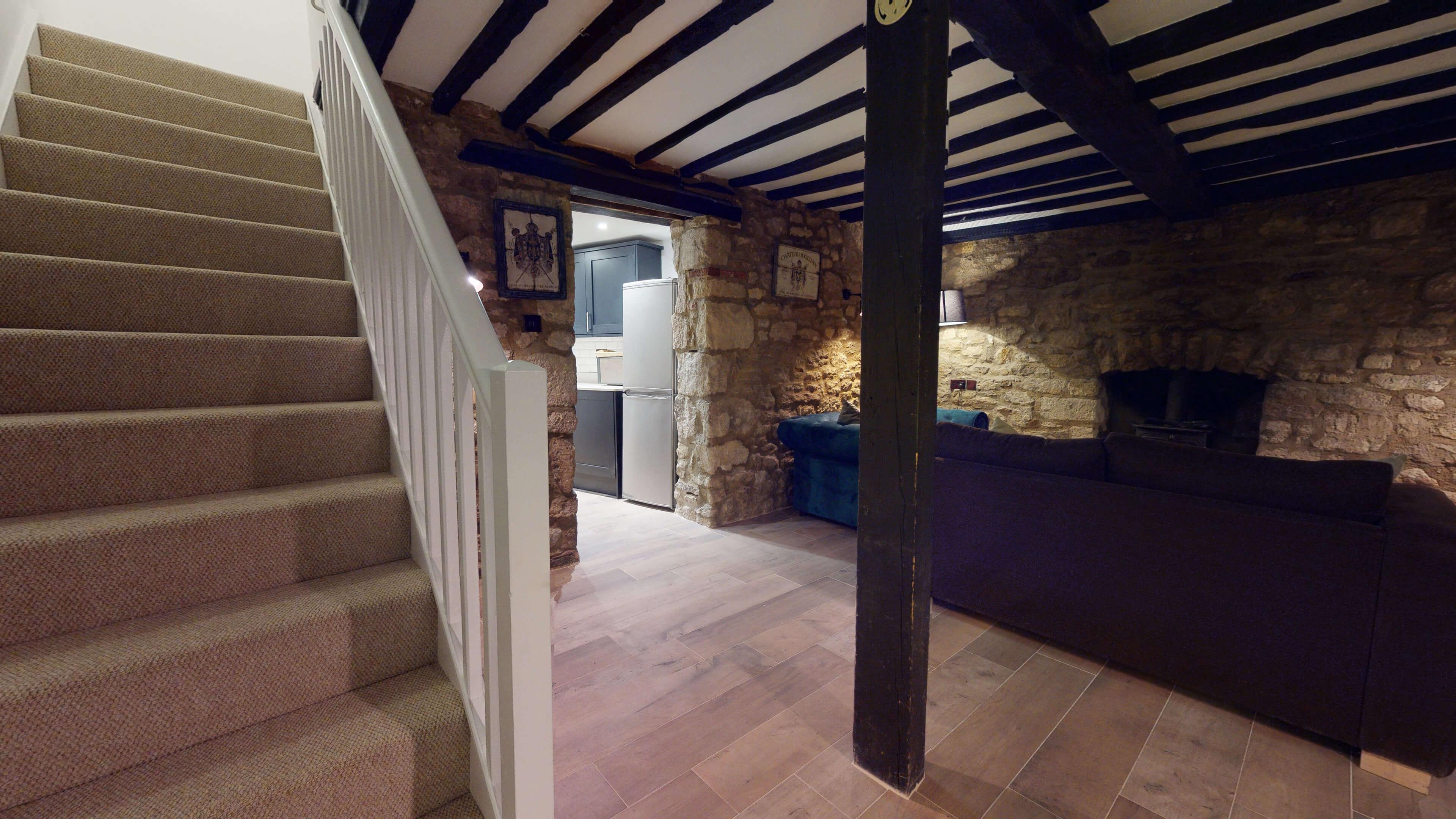Bushnells Cottage Bushnells Cottage Living Room3