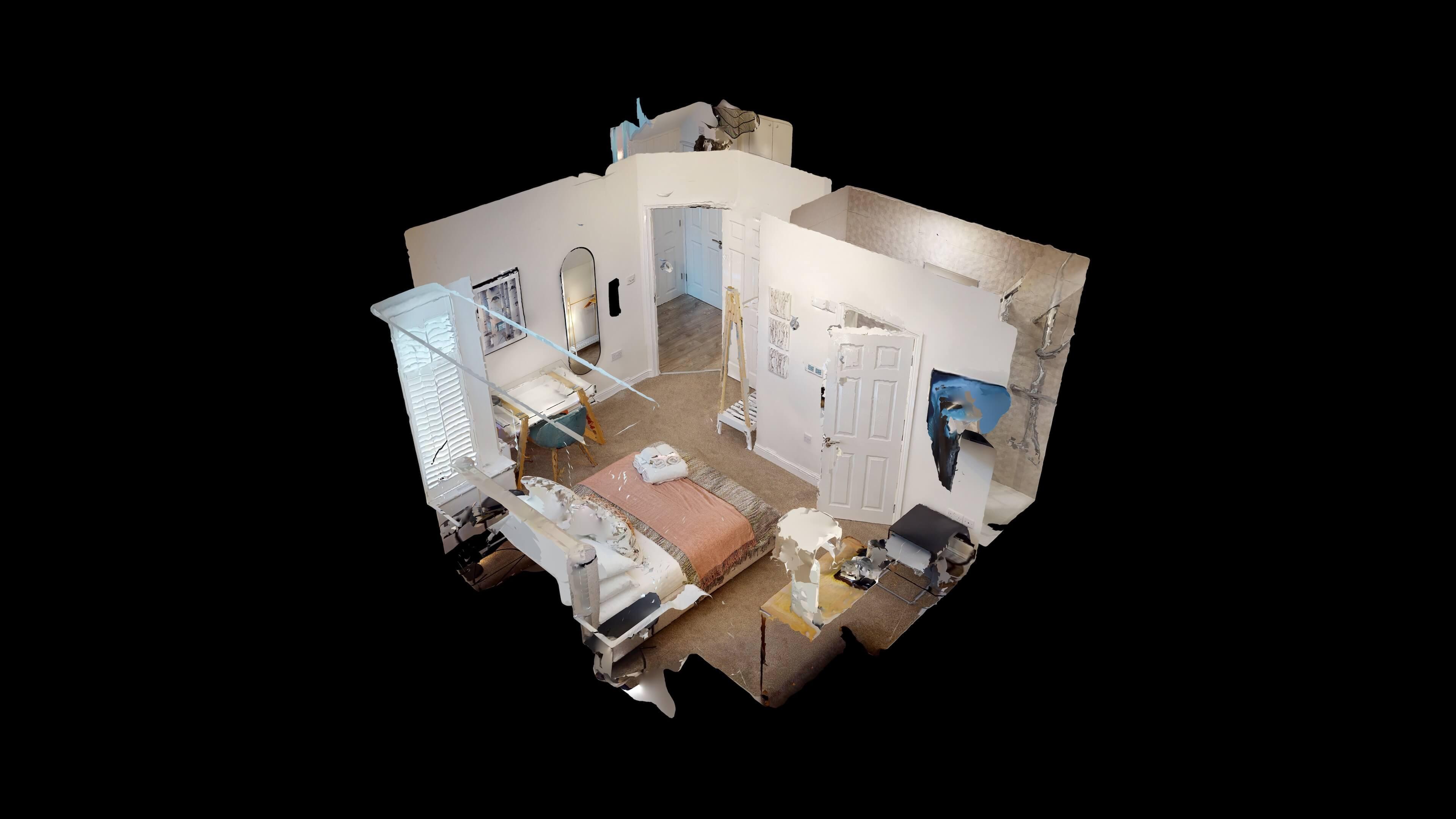 The Oxford Lodge Oriel Suite 1 Oxford Lodge Oriel Suite Room View
