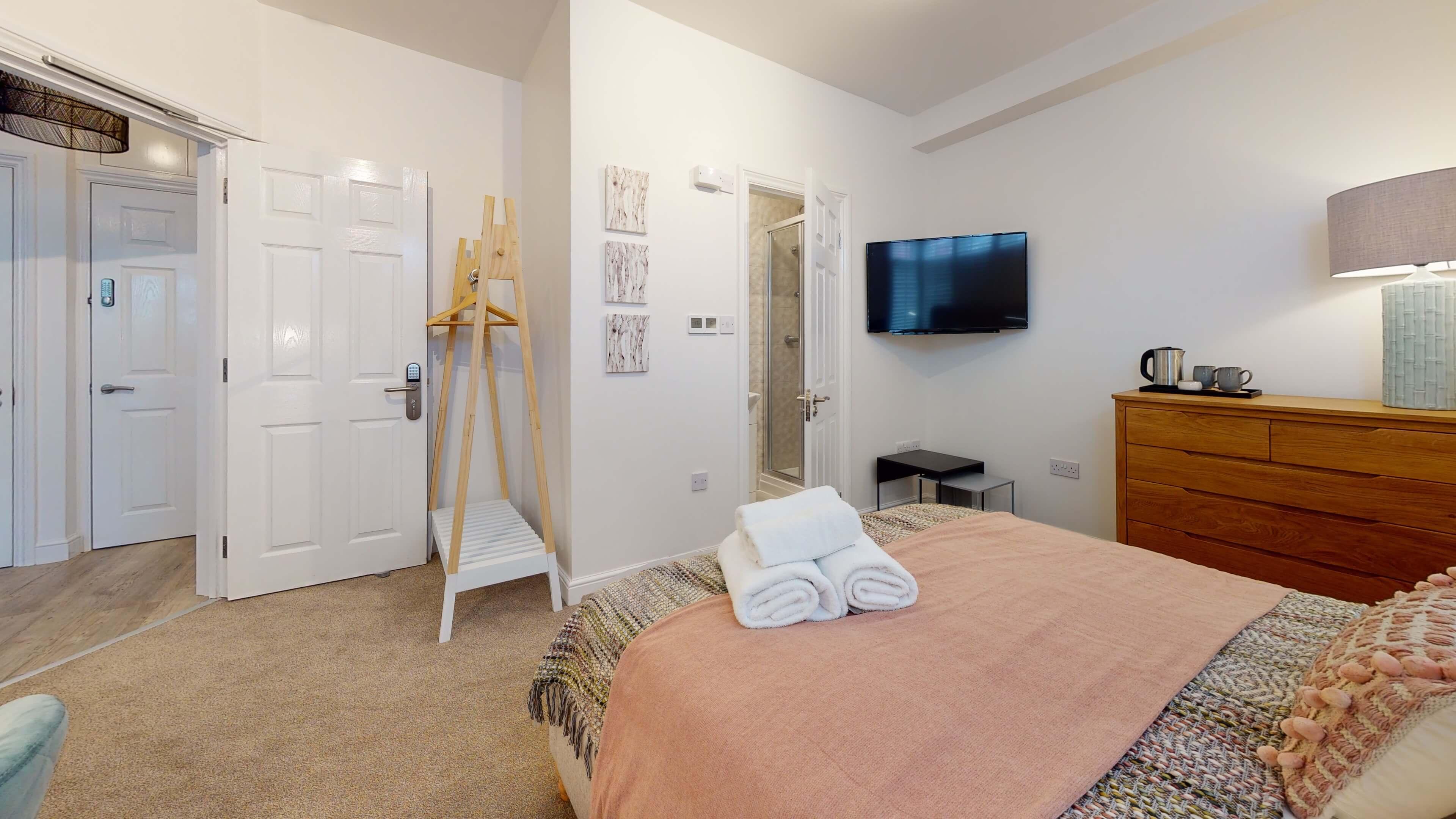 The Oxford Lodge Oriel Suite 1 Oxford Lodge Oriel Suite Bedroom2