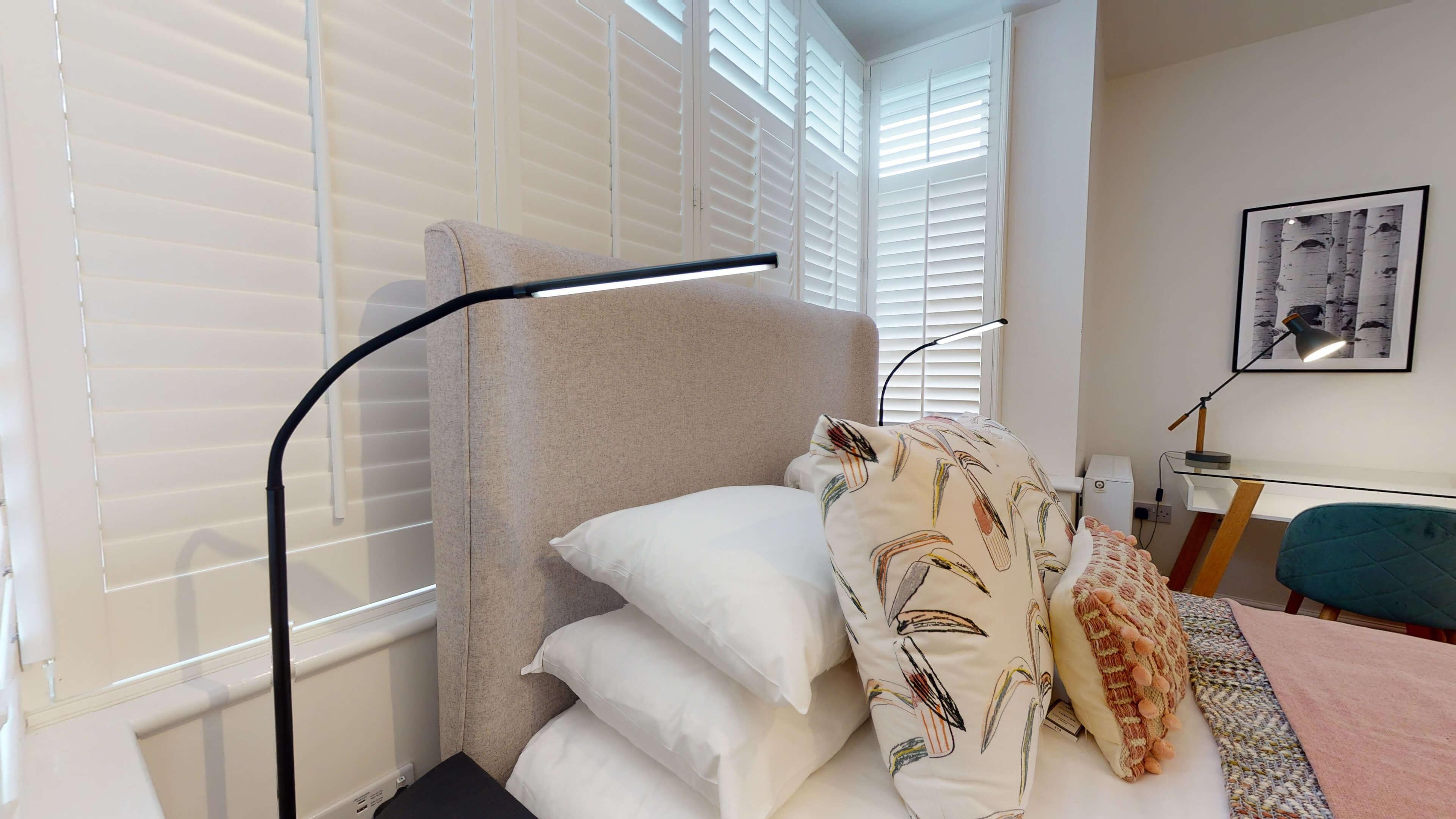 The Oxford Lodge Oriel Suite 1 Oxford Lodge Oriel Suite Bedroom1