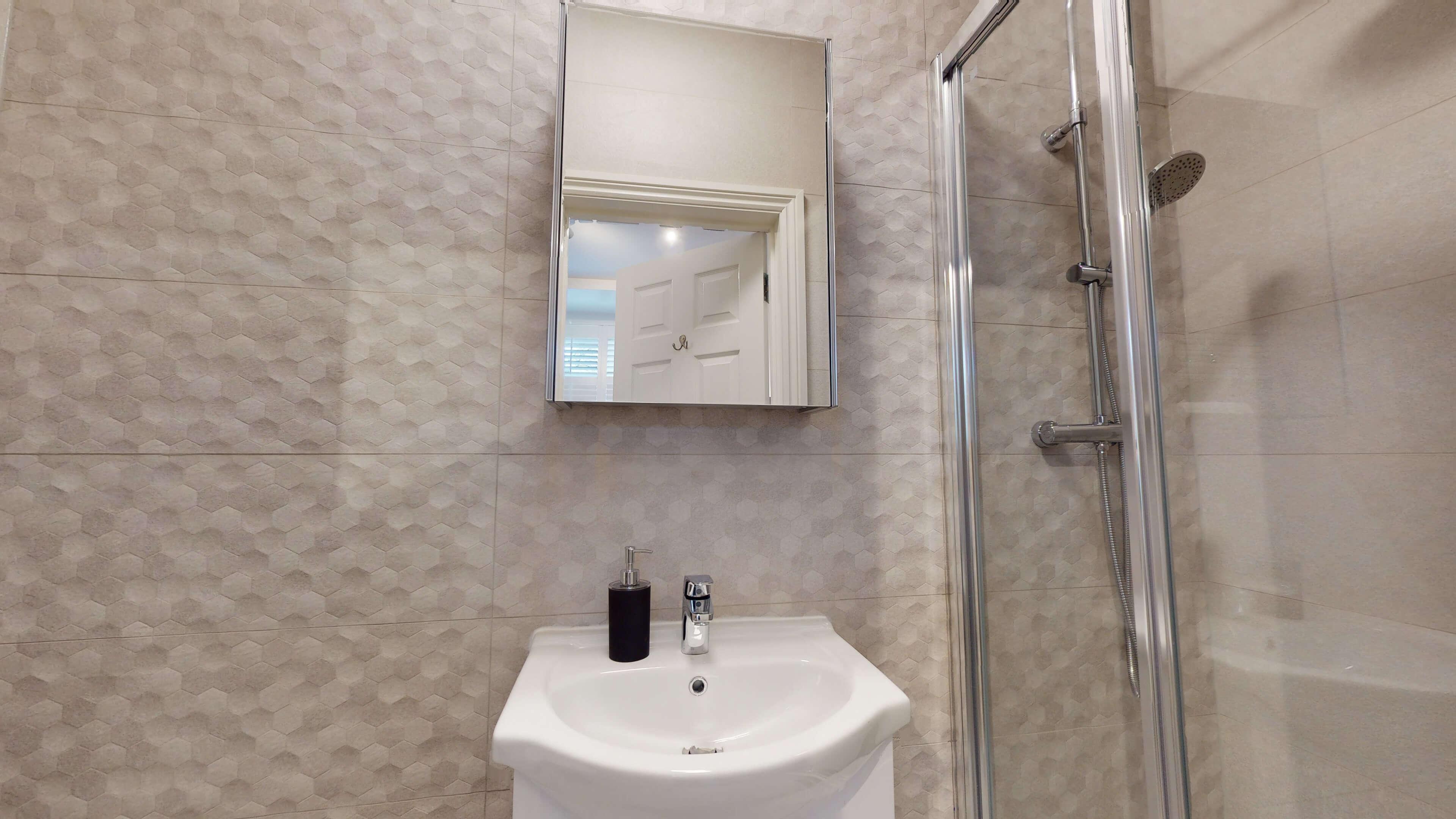 The Oxford Lodge Oriel Suite 1 Oxford Lodge Oriel Suite Bathroom