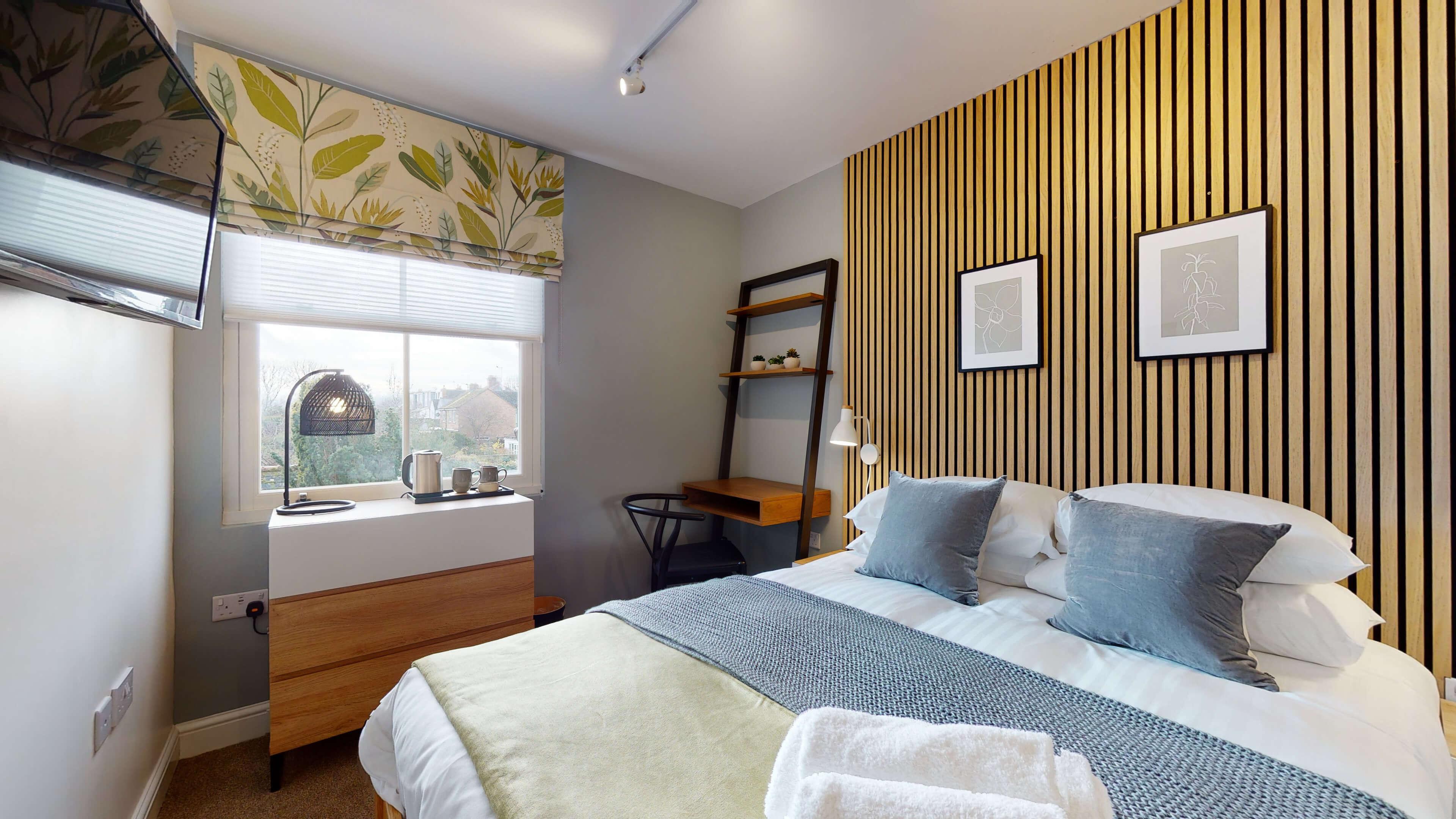 The Oxford Lodge Pembroke Suite 3 The Oxford Lodge Pembroke Suite Bedroom2