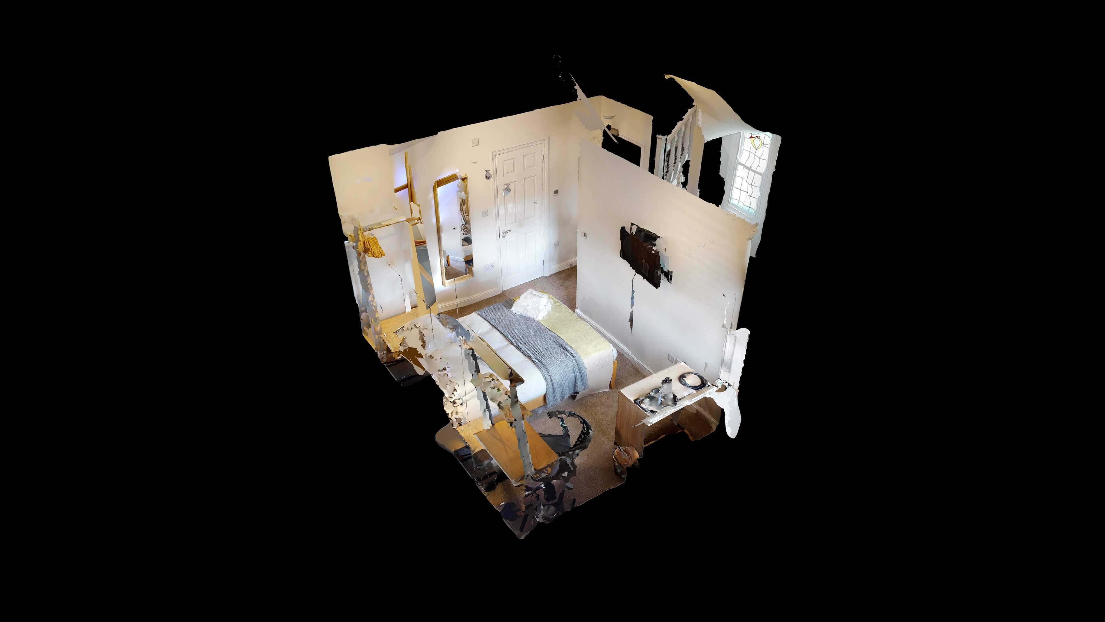 The Oxford Lodge Pembroke Suite 3 The Oxford Lodge Pembroke Suite Dollhouse View