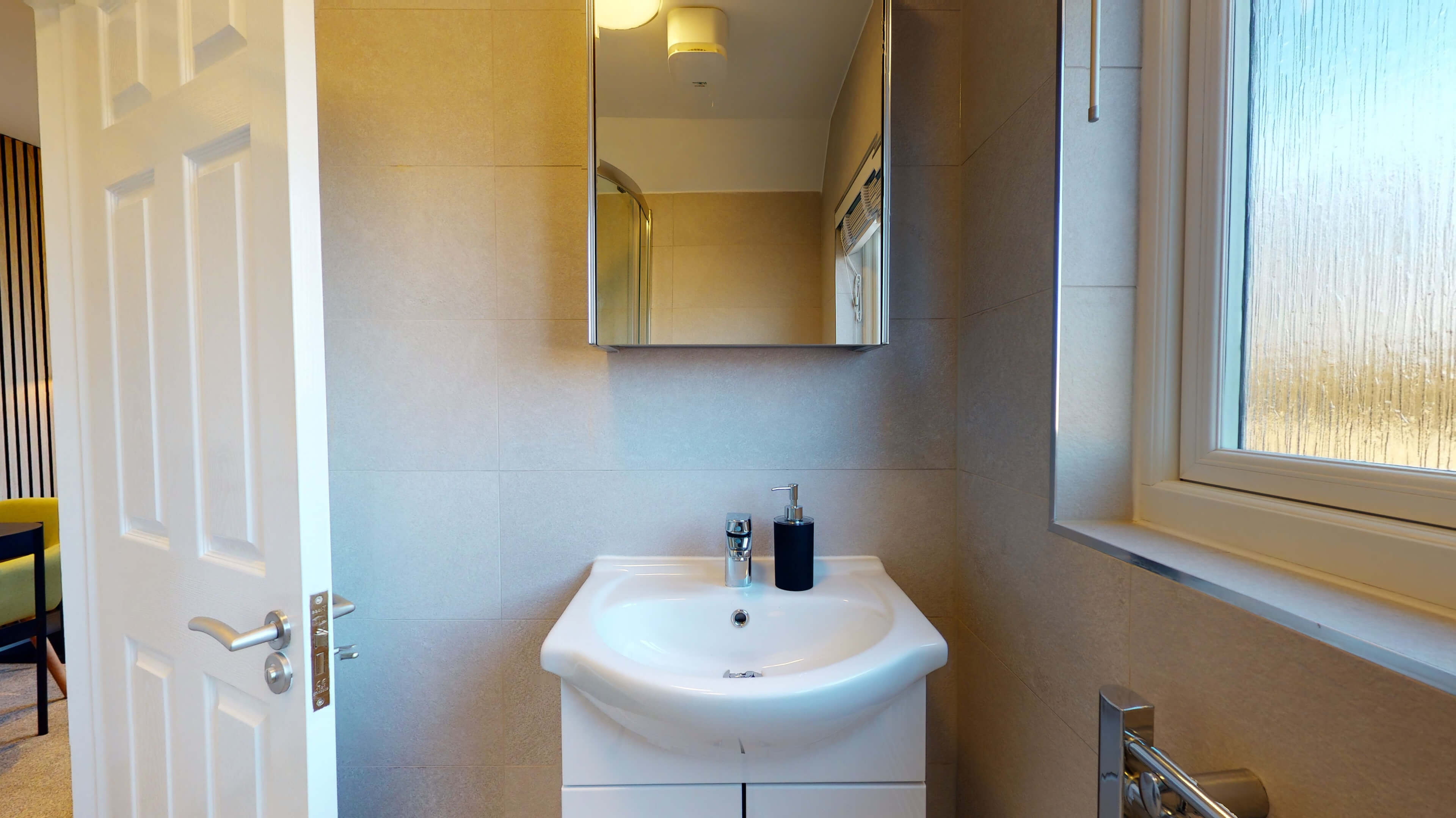 The Oxford Lodge Exeter Suite 5 The Oxford Lodge Exeter Suite