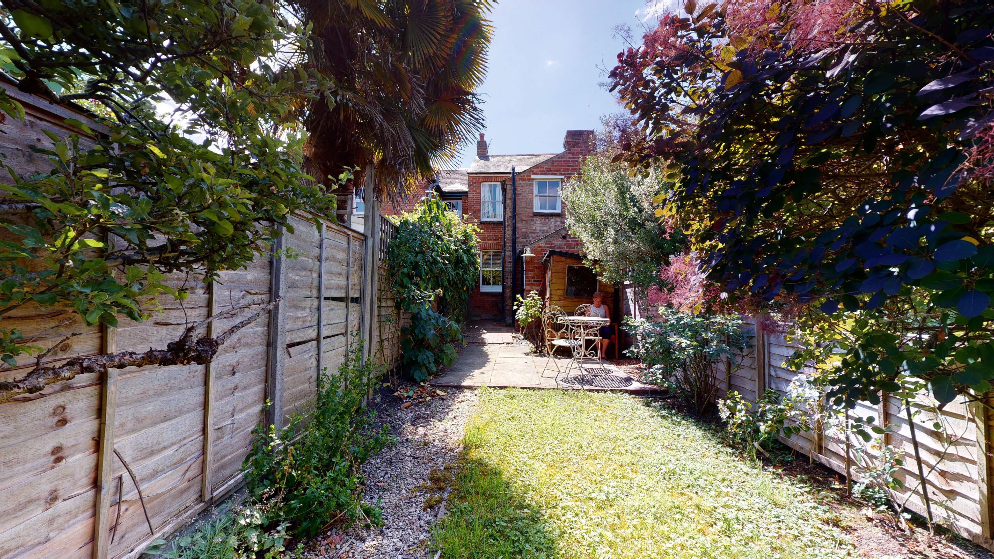 Quince Cottage Quince Cottage Garden