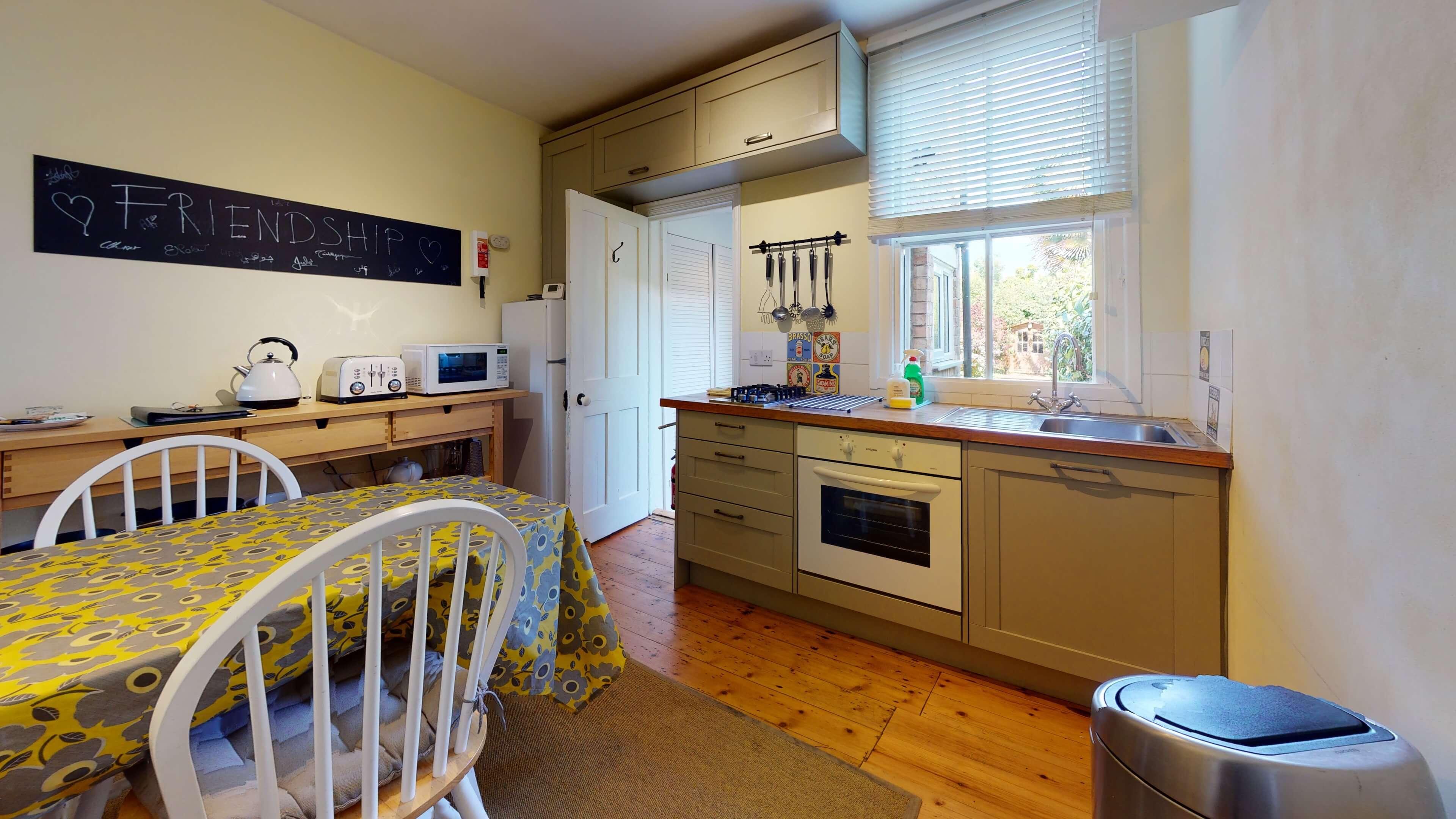 Quince Cottage Kitchen