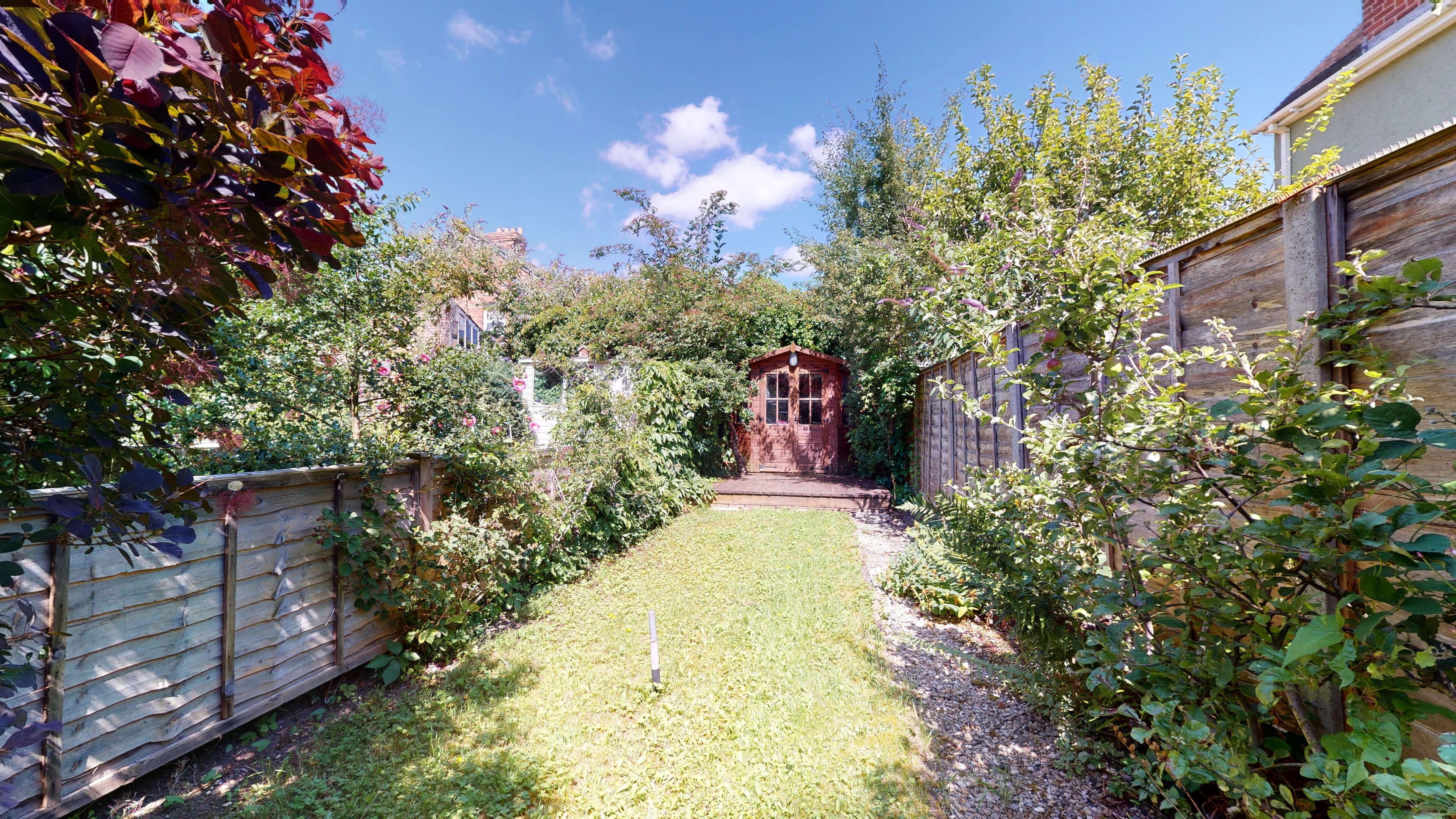 Quince Cottage Quince Cottage Garden1
