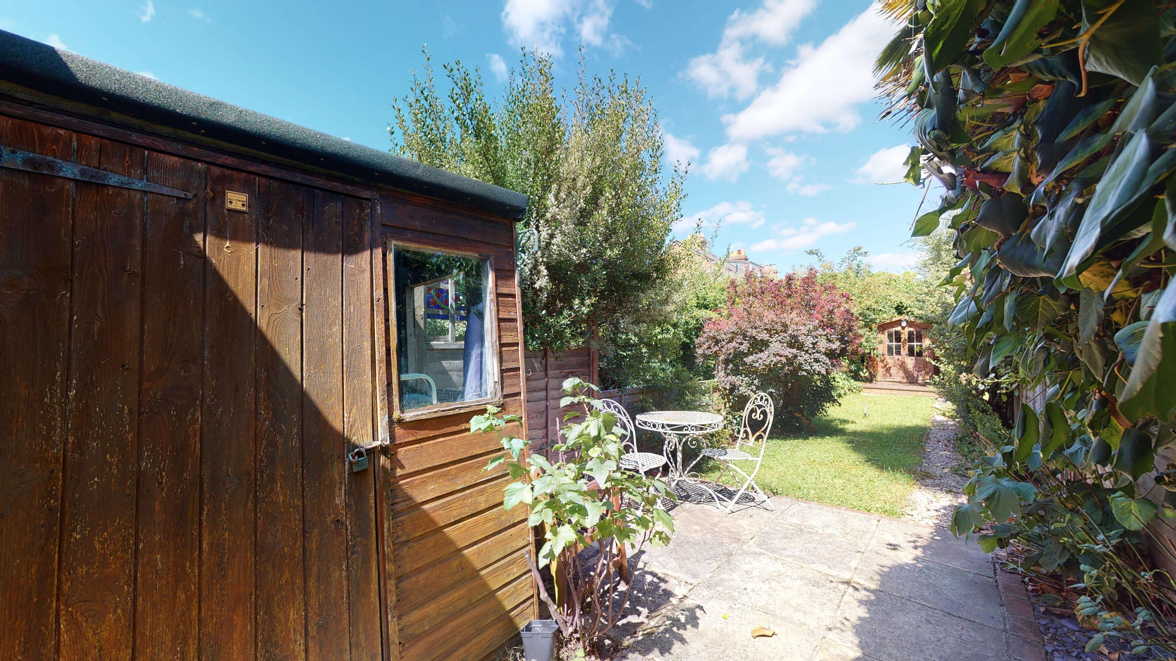 Quince Cottage Quince Cottage Garden2