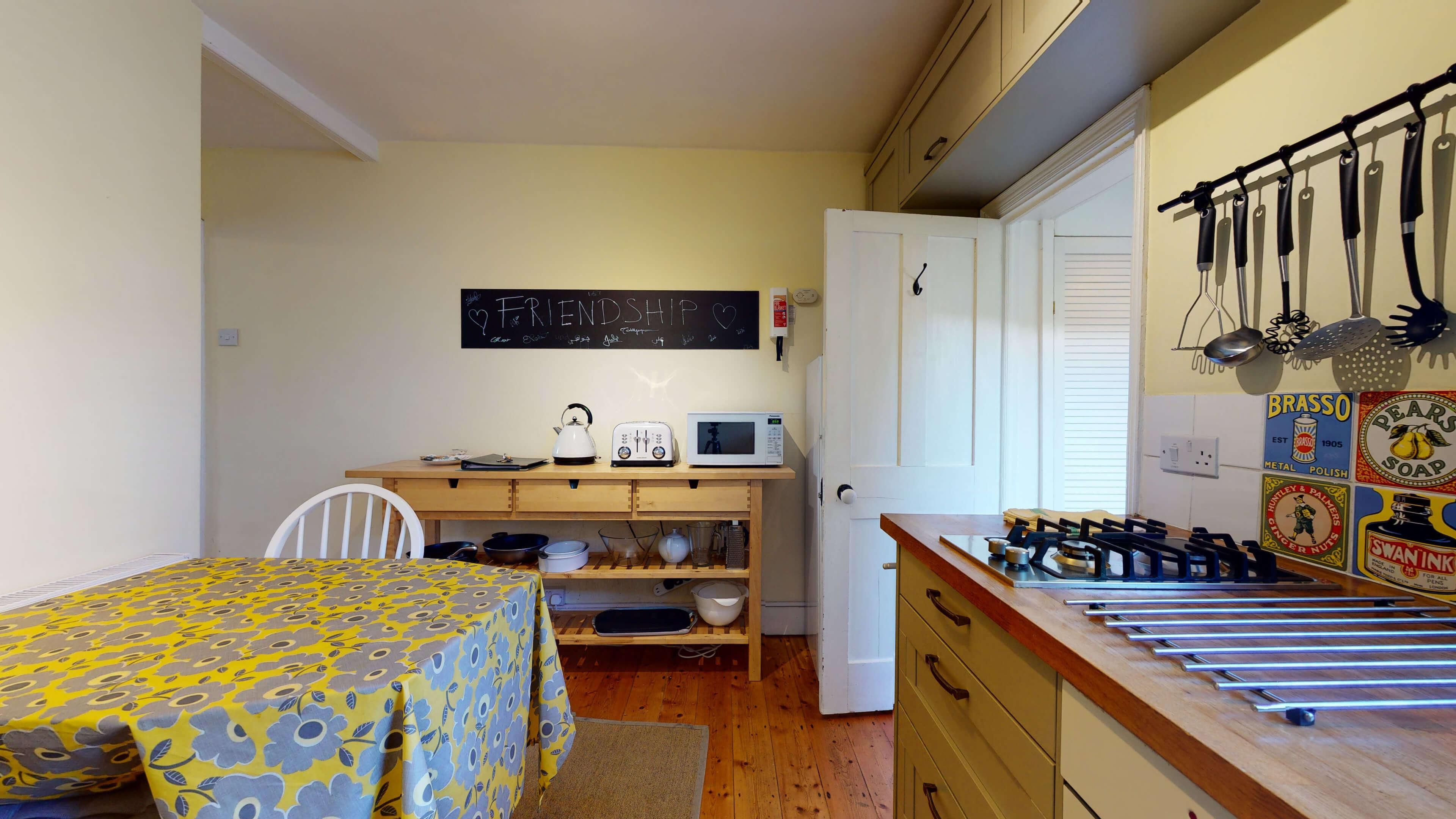 Quince Cottage Quince Cottage Kitchen1