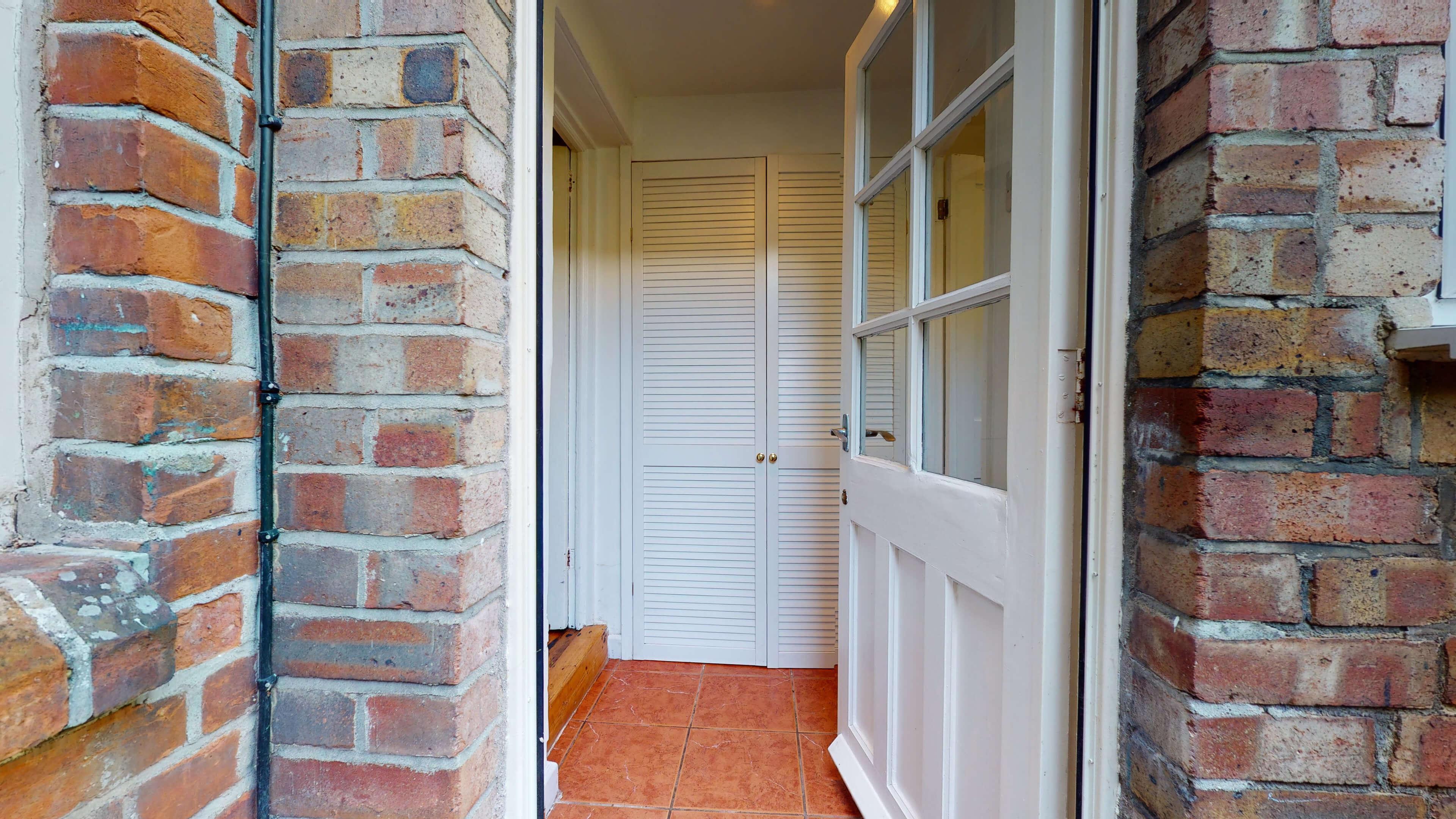 Quince Cottage Quince Cottage Rear Door