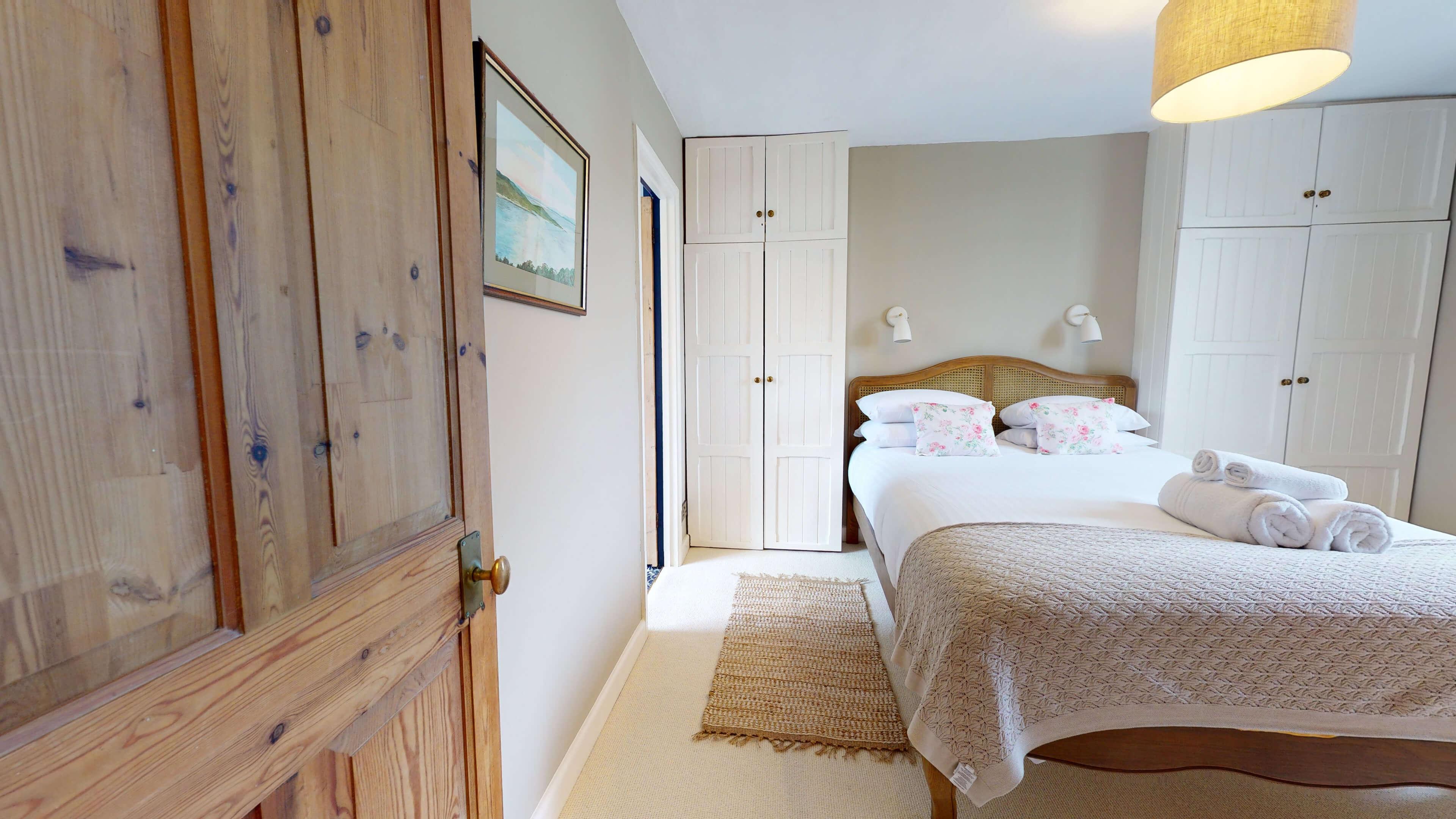 Orchard Cottage Orchard Cottage Bedroom One1