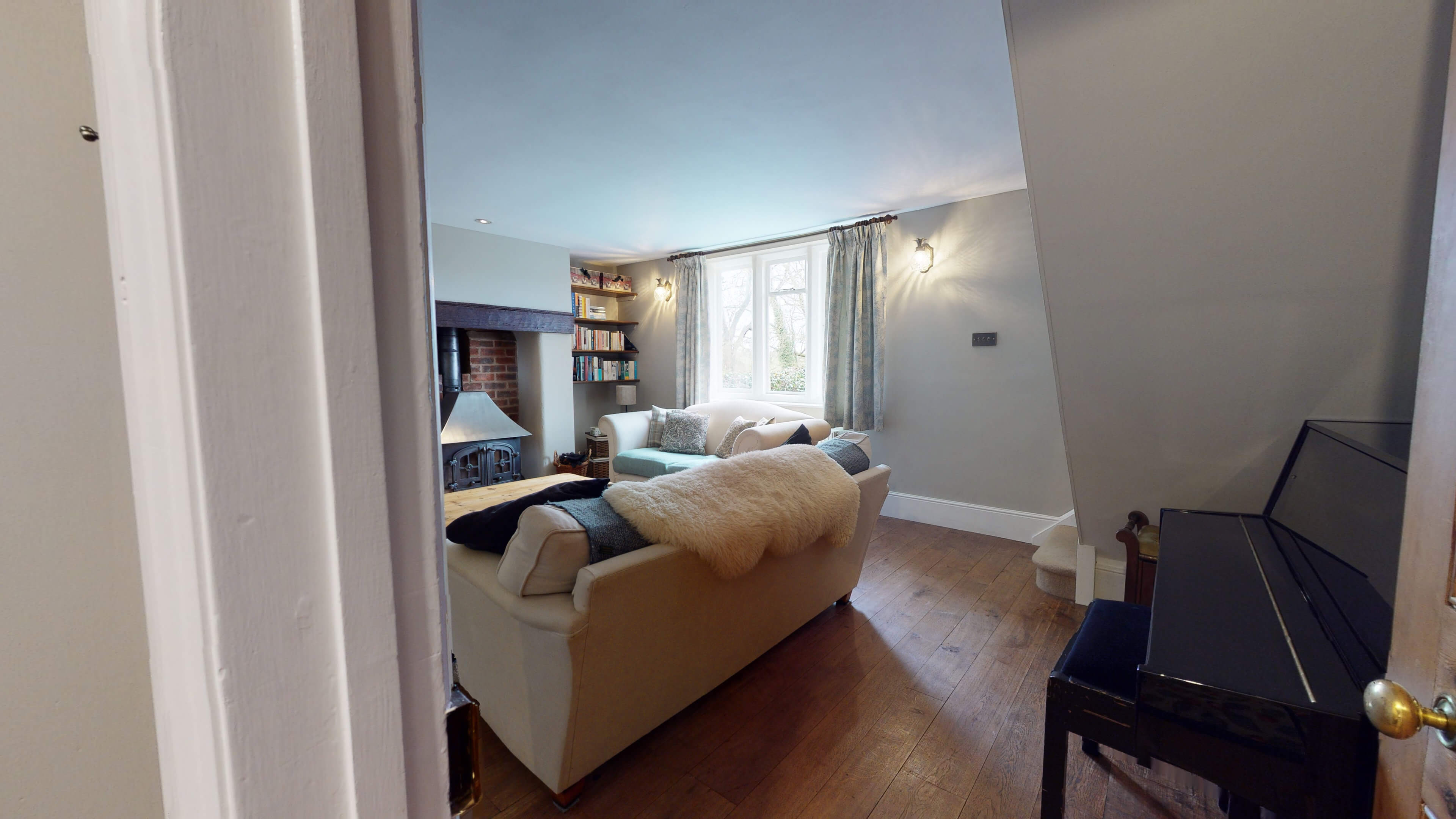 Orchard Cottage Orchard Cottage Living Room1