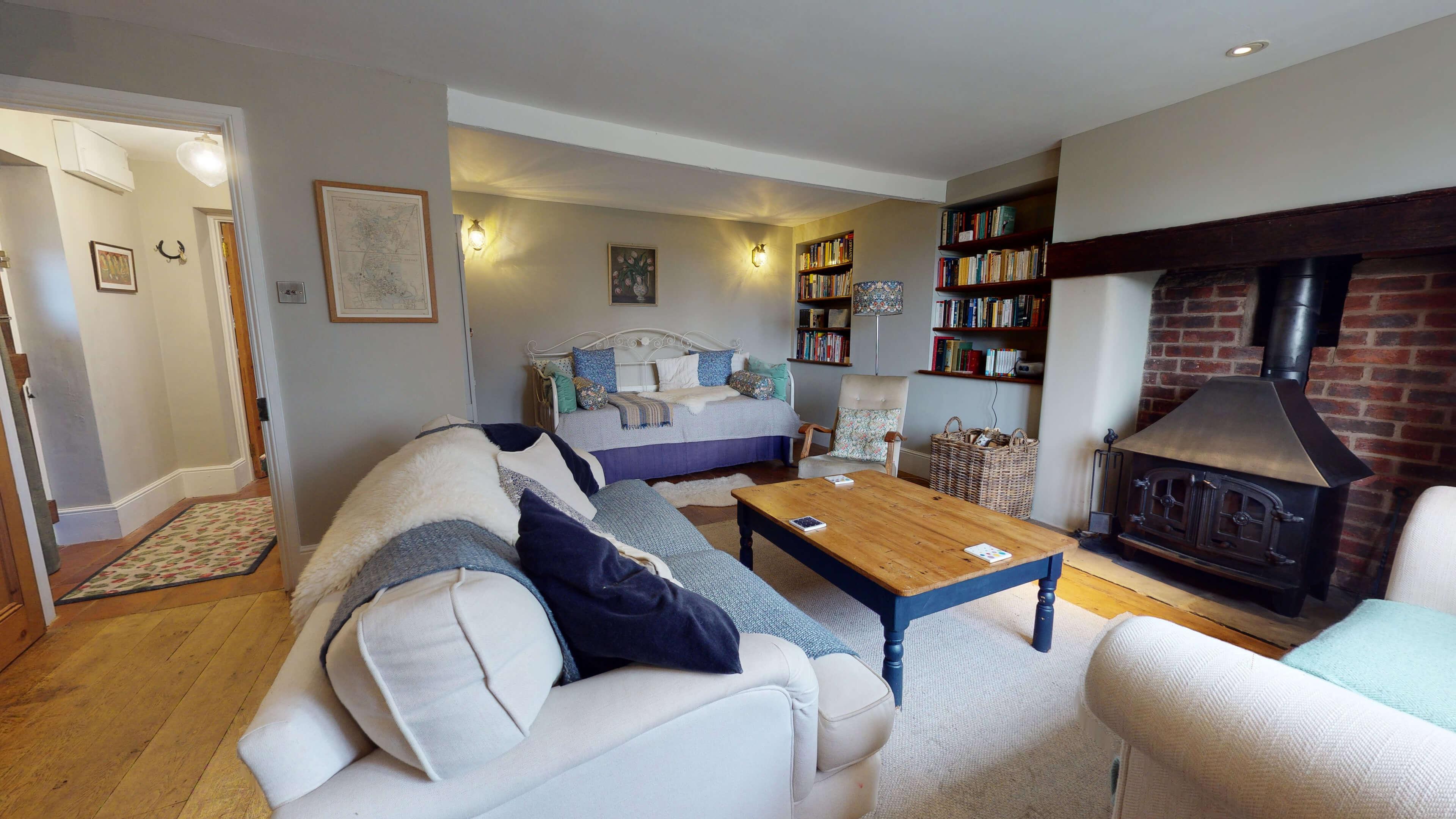 Orchard Cottage Orchard Cottage Living Room