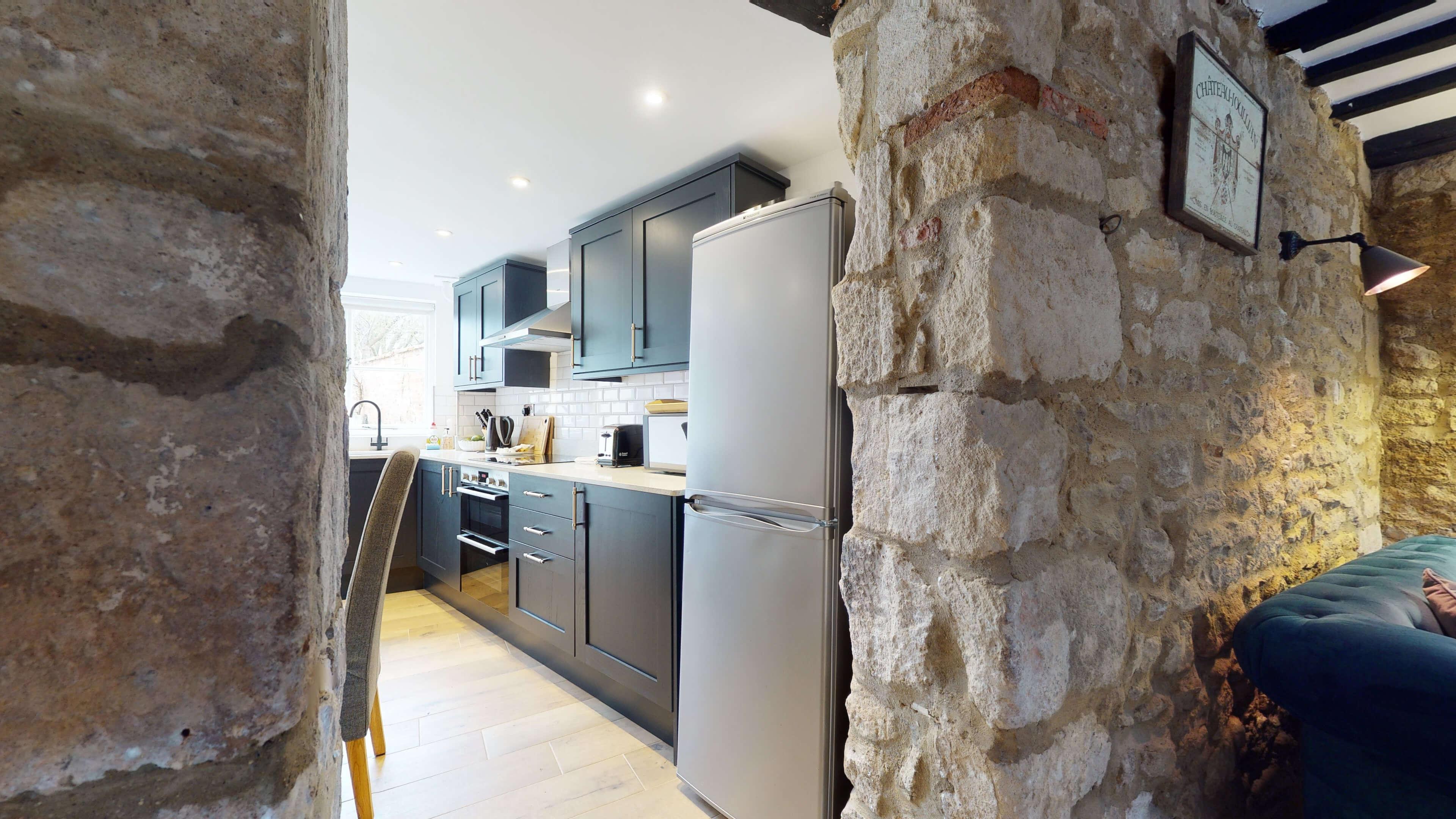 Bushnells Cottage Kitchen Living
