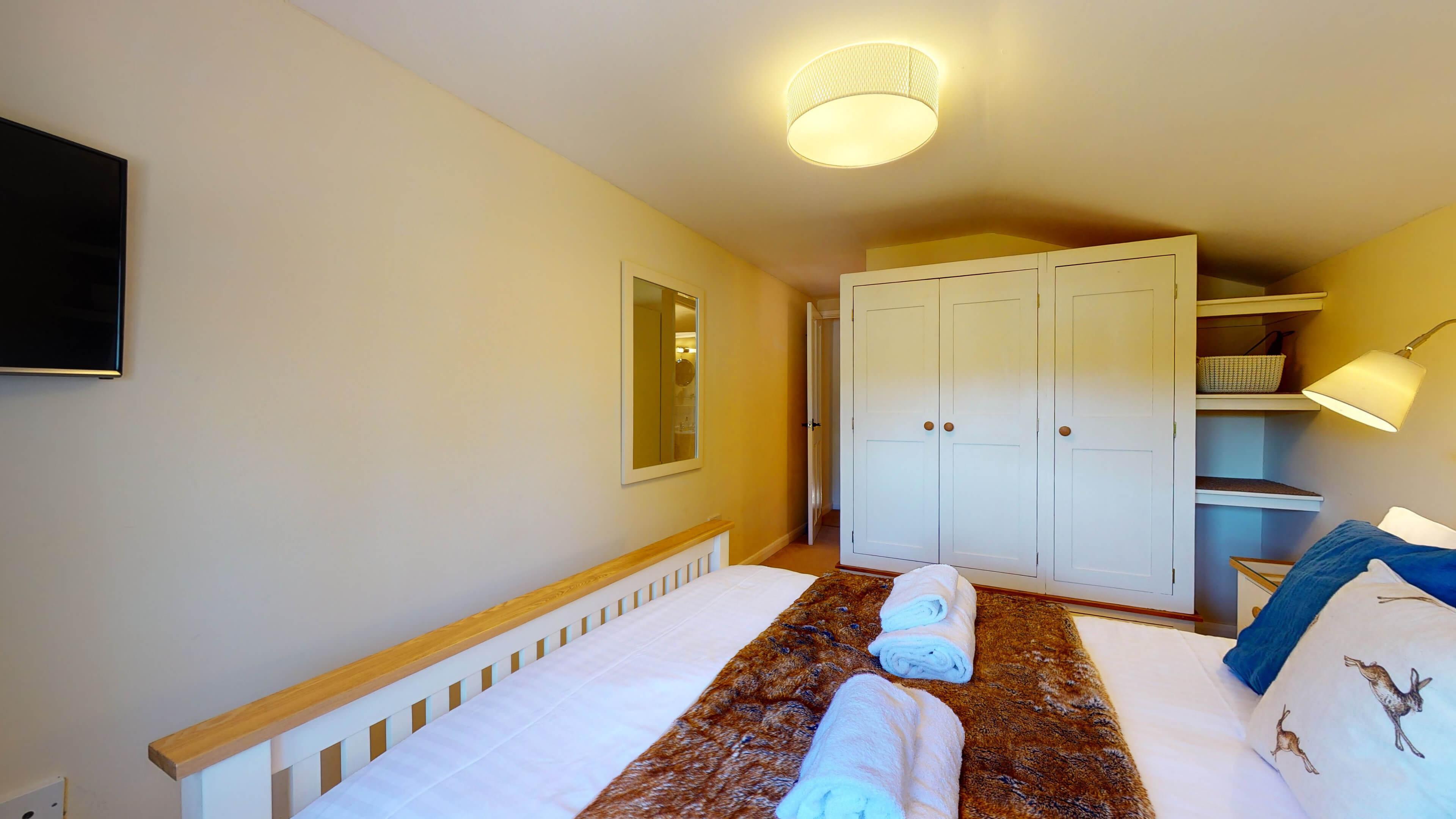 Jasmine Cottage Jasmine Cottage Double Bedroom