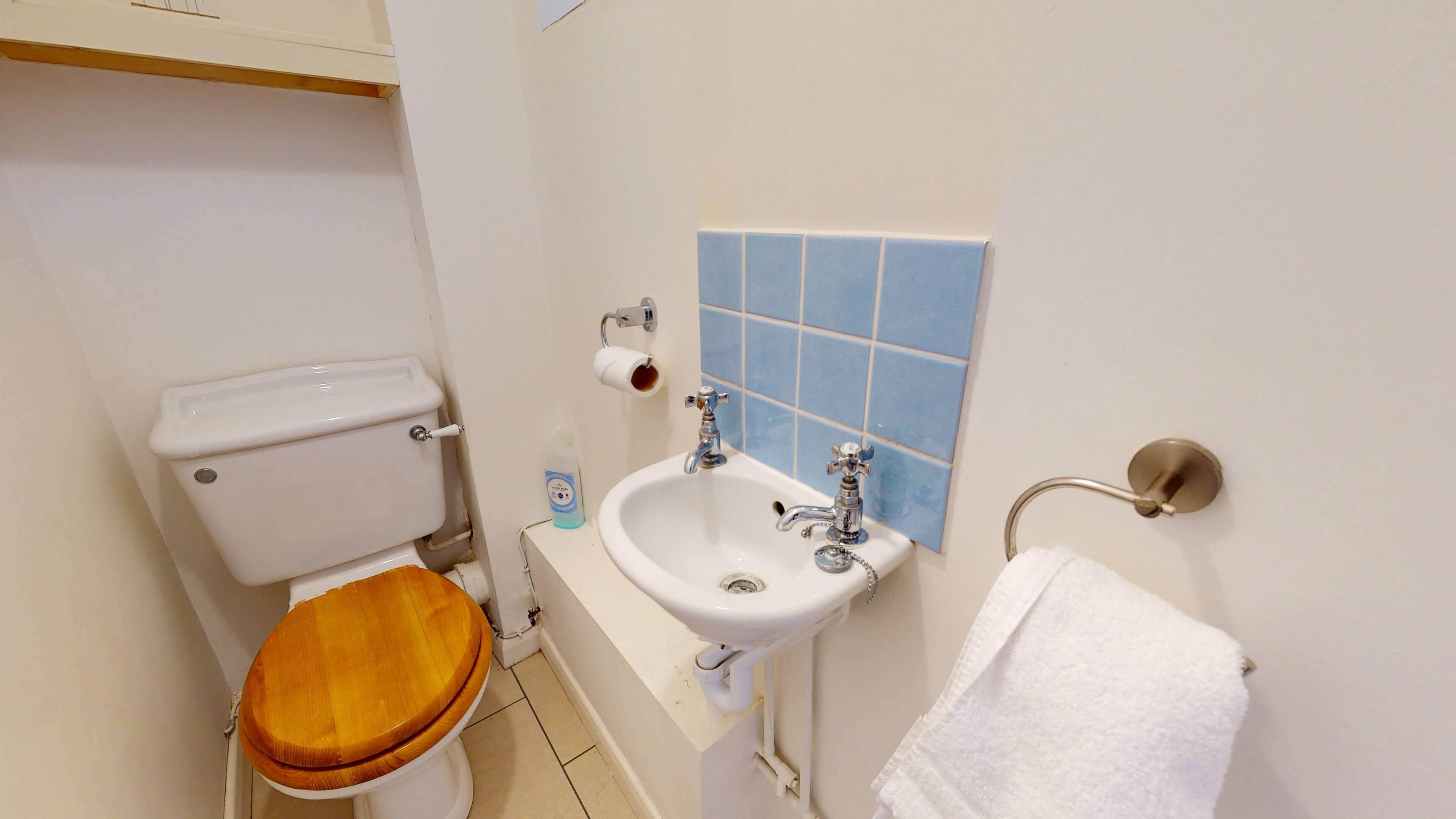 Jasmine Cottage Jasmine Cottage Downstairs WC