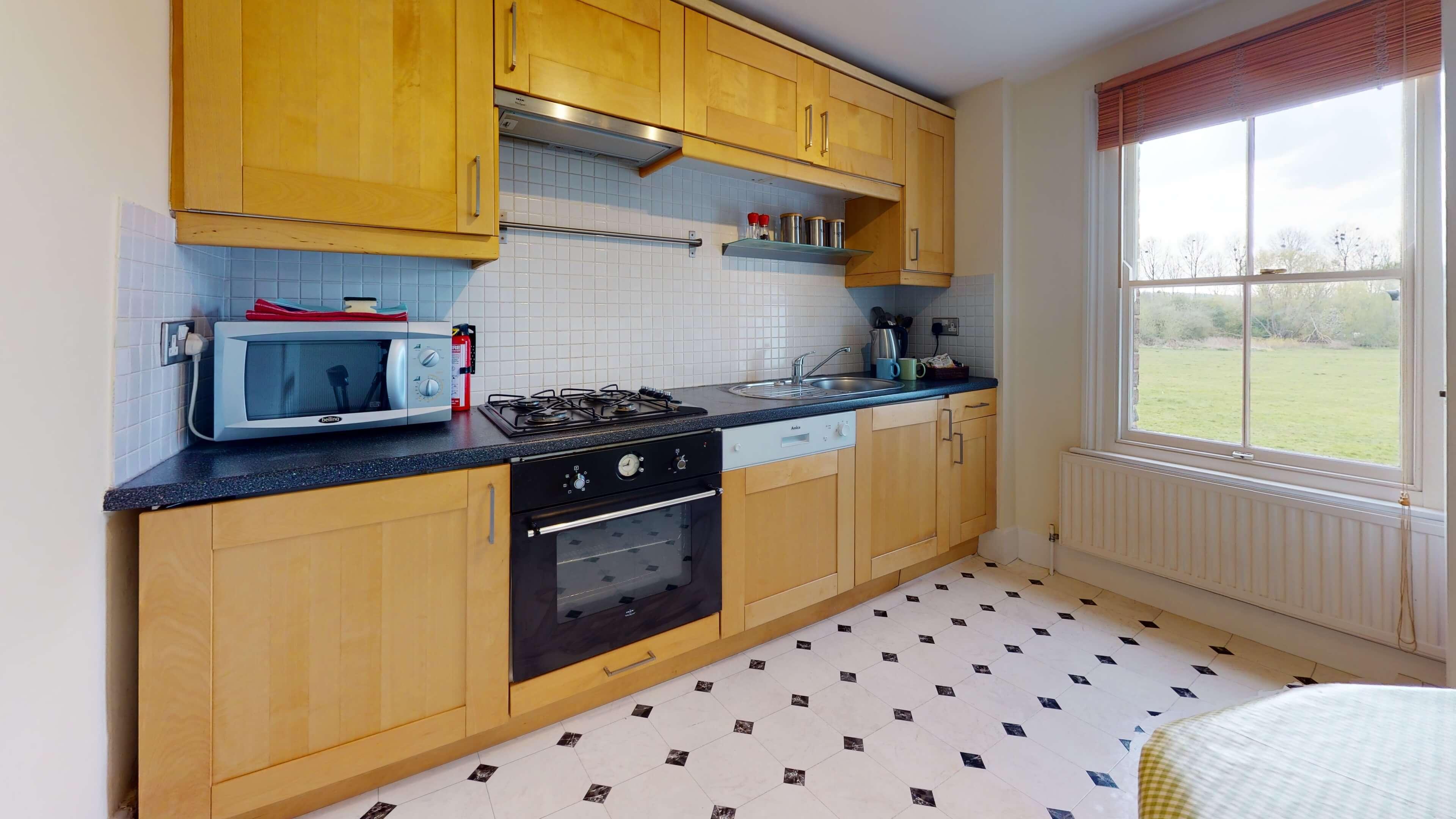 Marlborough Road Kitchen
