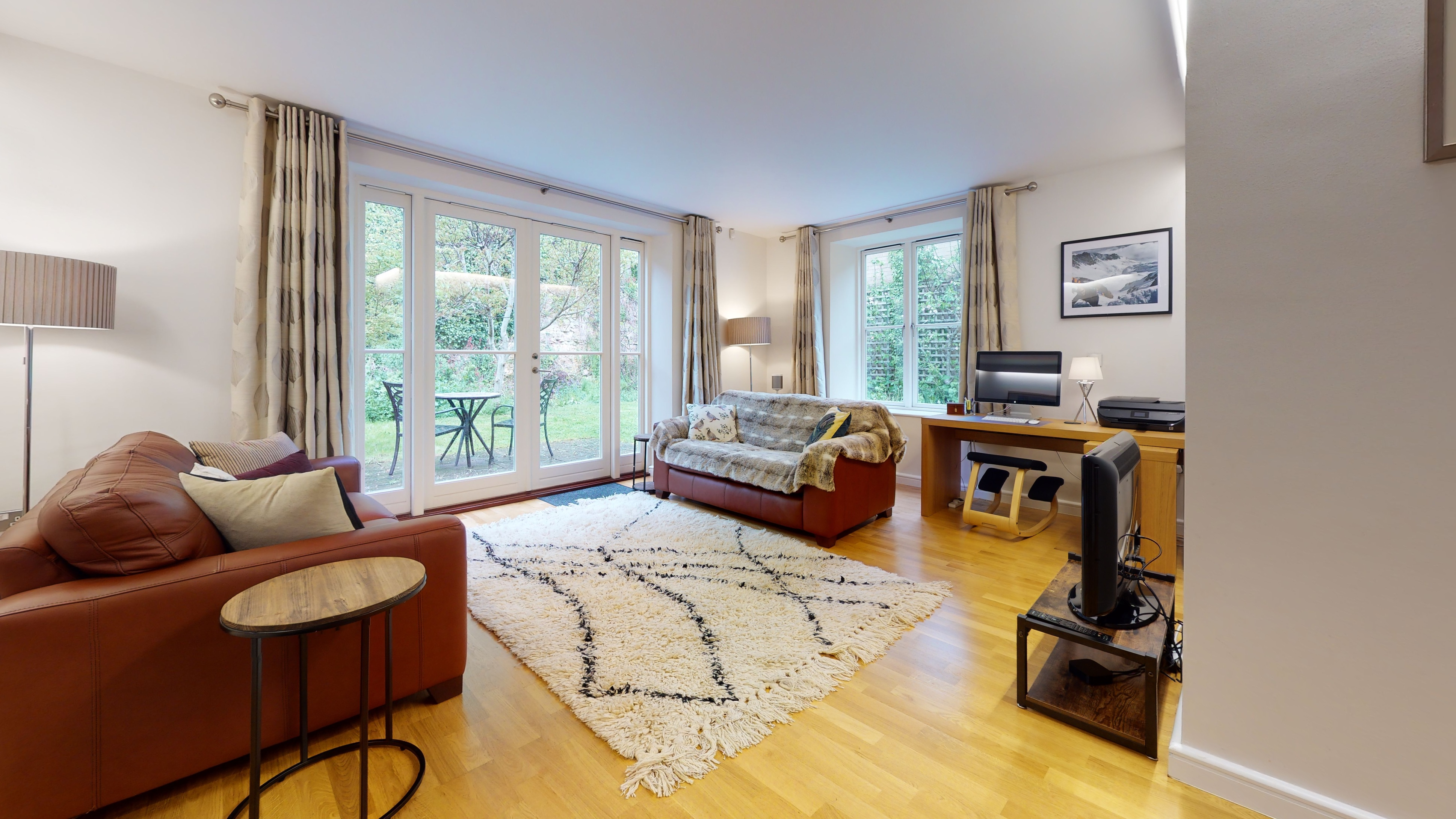 Quarry Cottage Living Room
