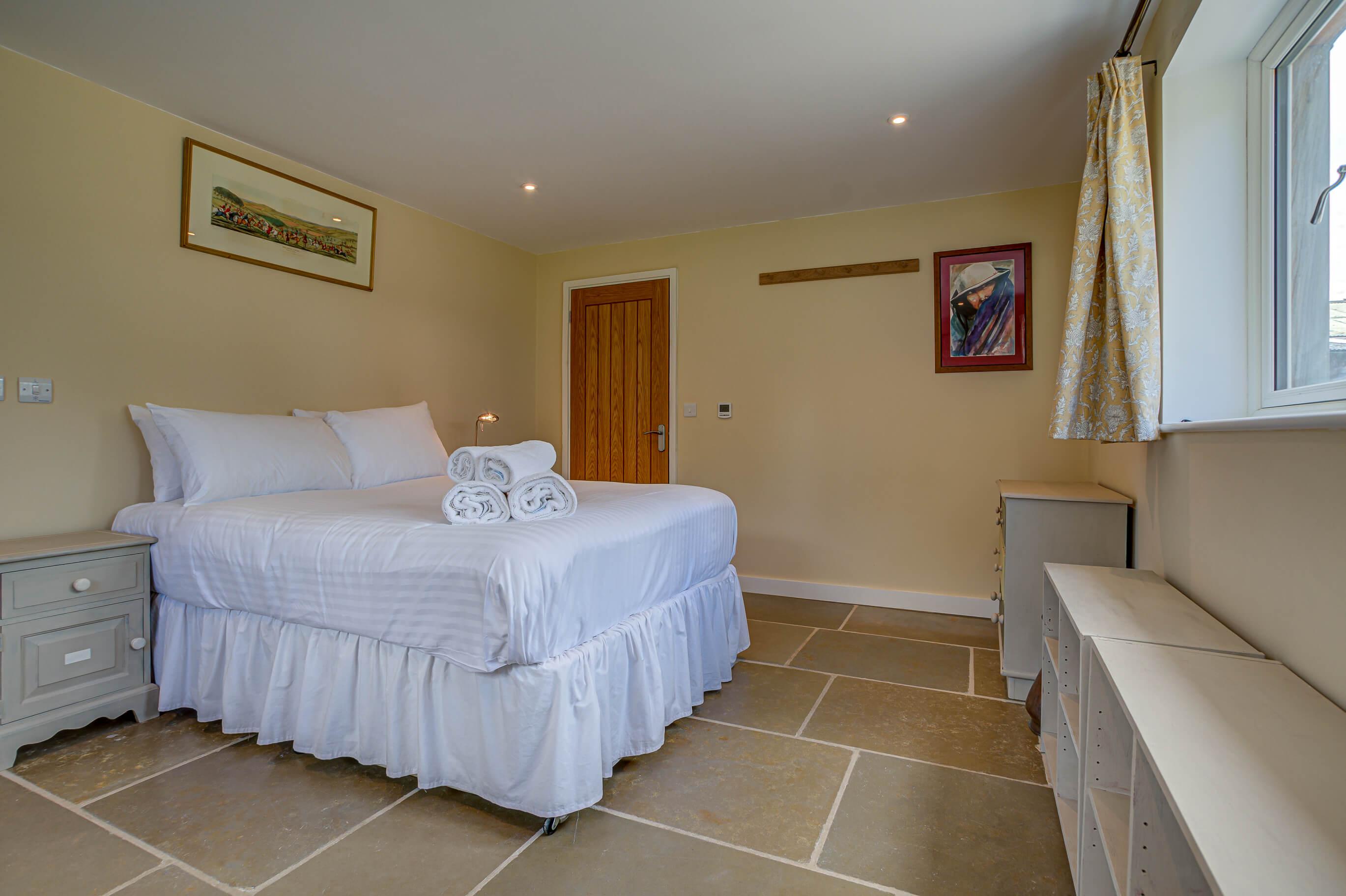 Old Barn Witney Bedroom 2