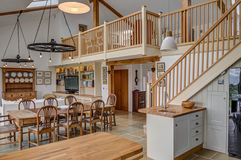 Old Barn Witney Living Dining