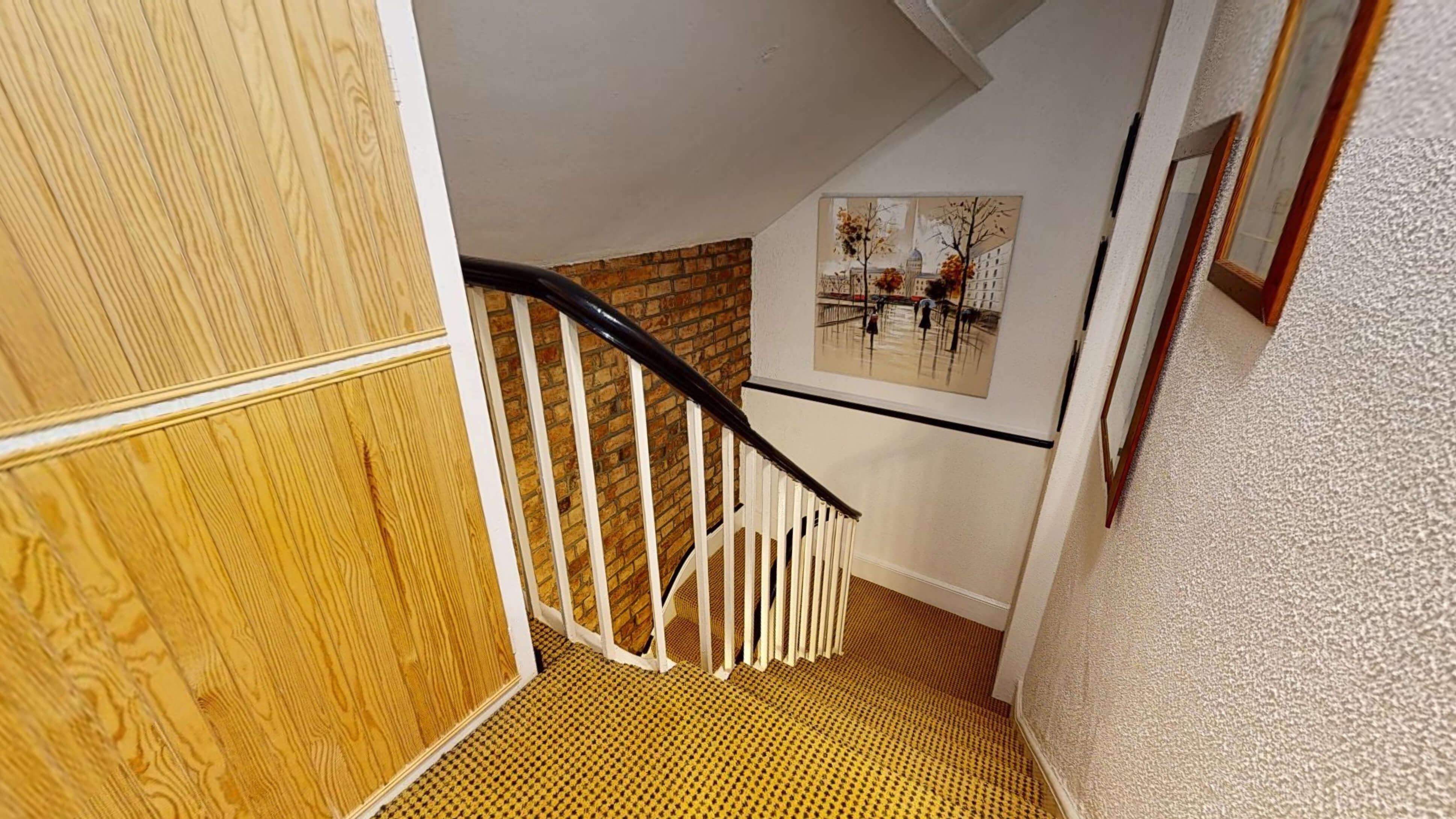 Portland Street Portland Street Stairs1