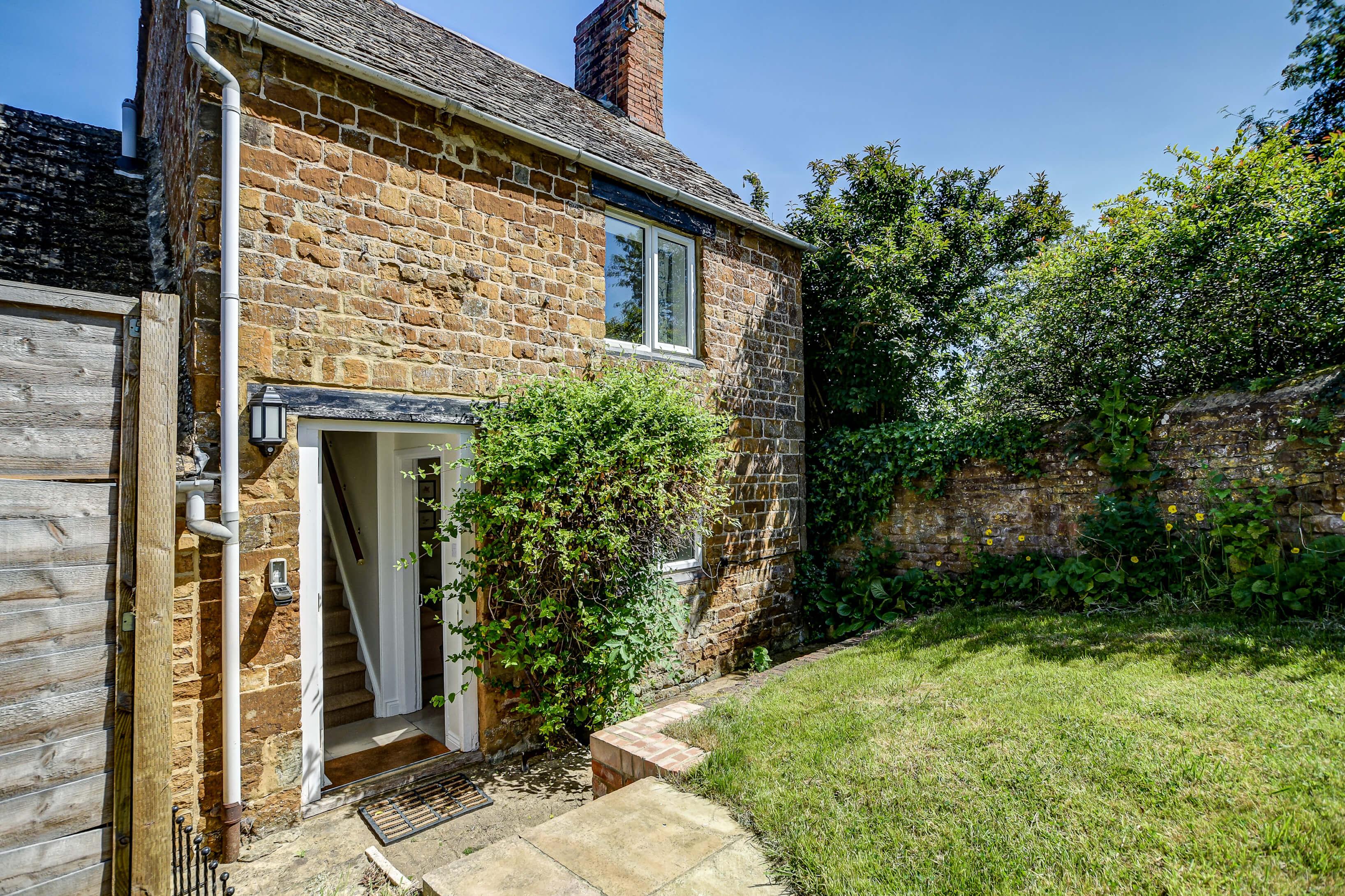 Rose Cottage Front 1