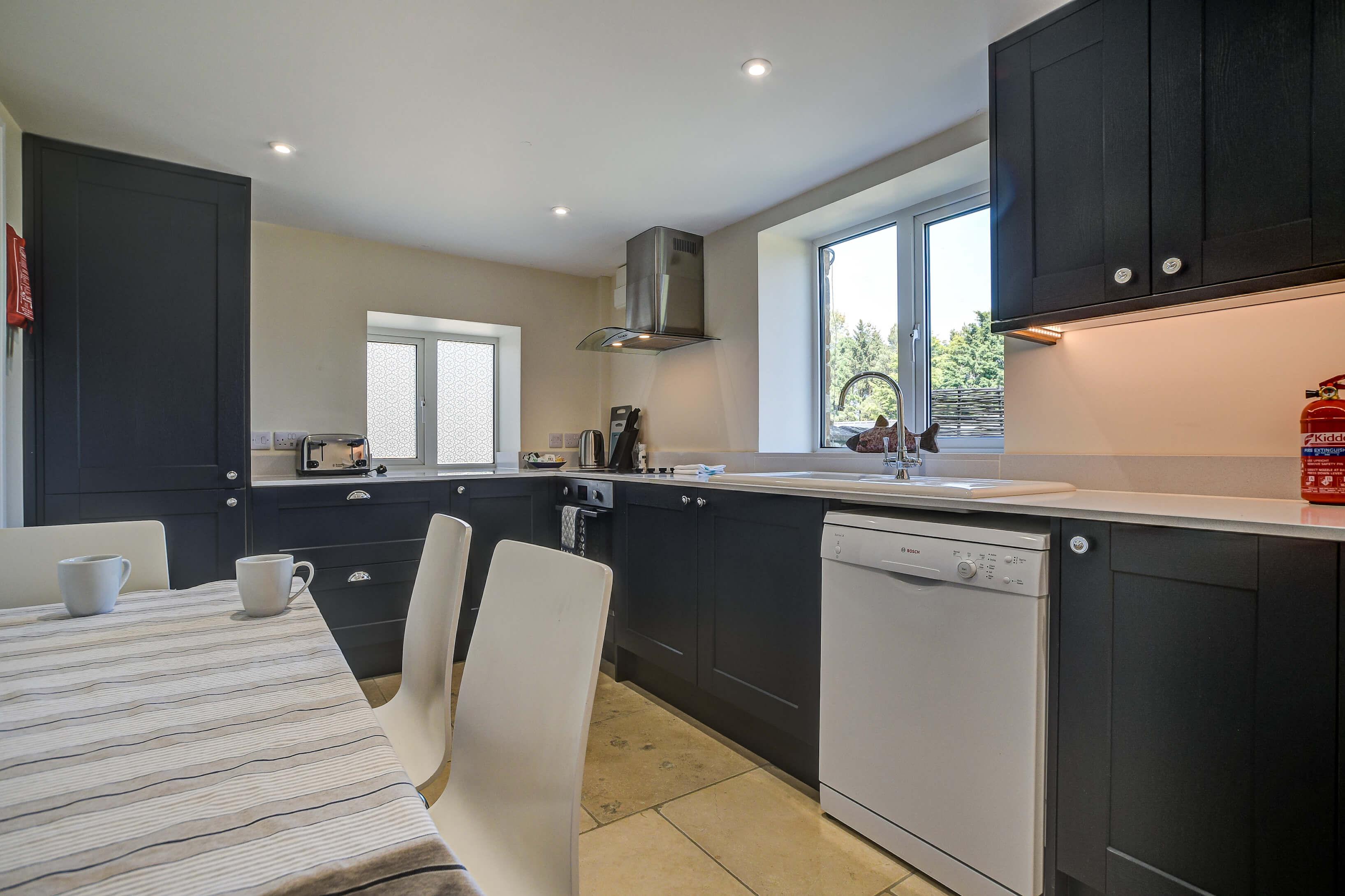 Rose Cottage Kitchen 1