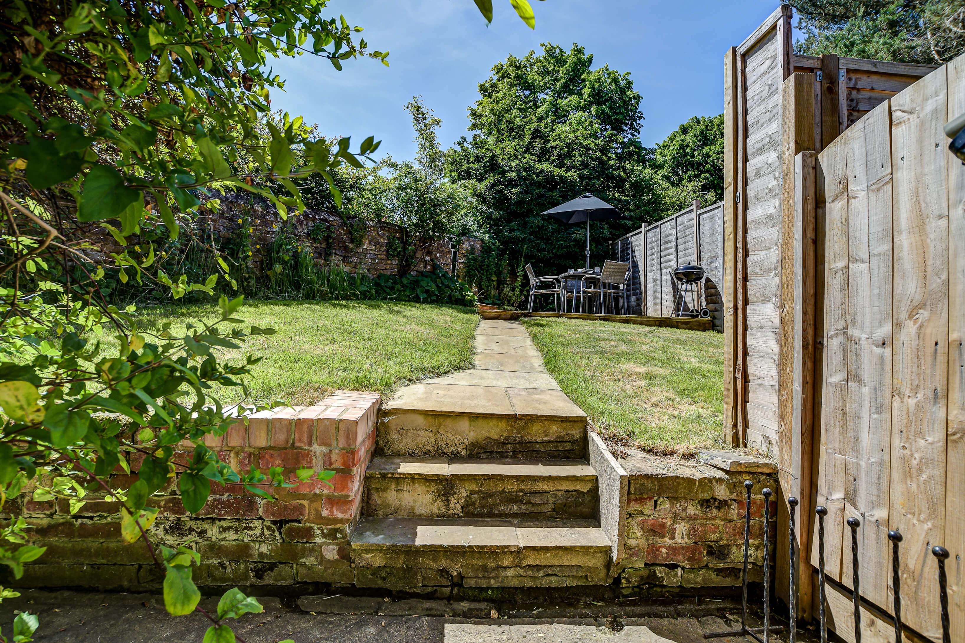 Rose Cottage Steps