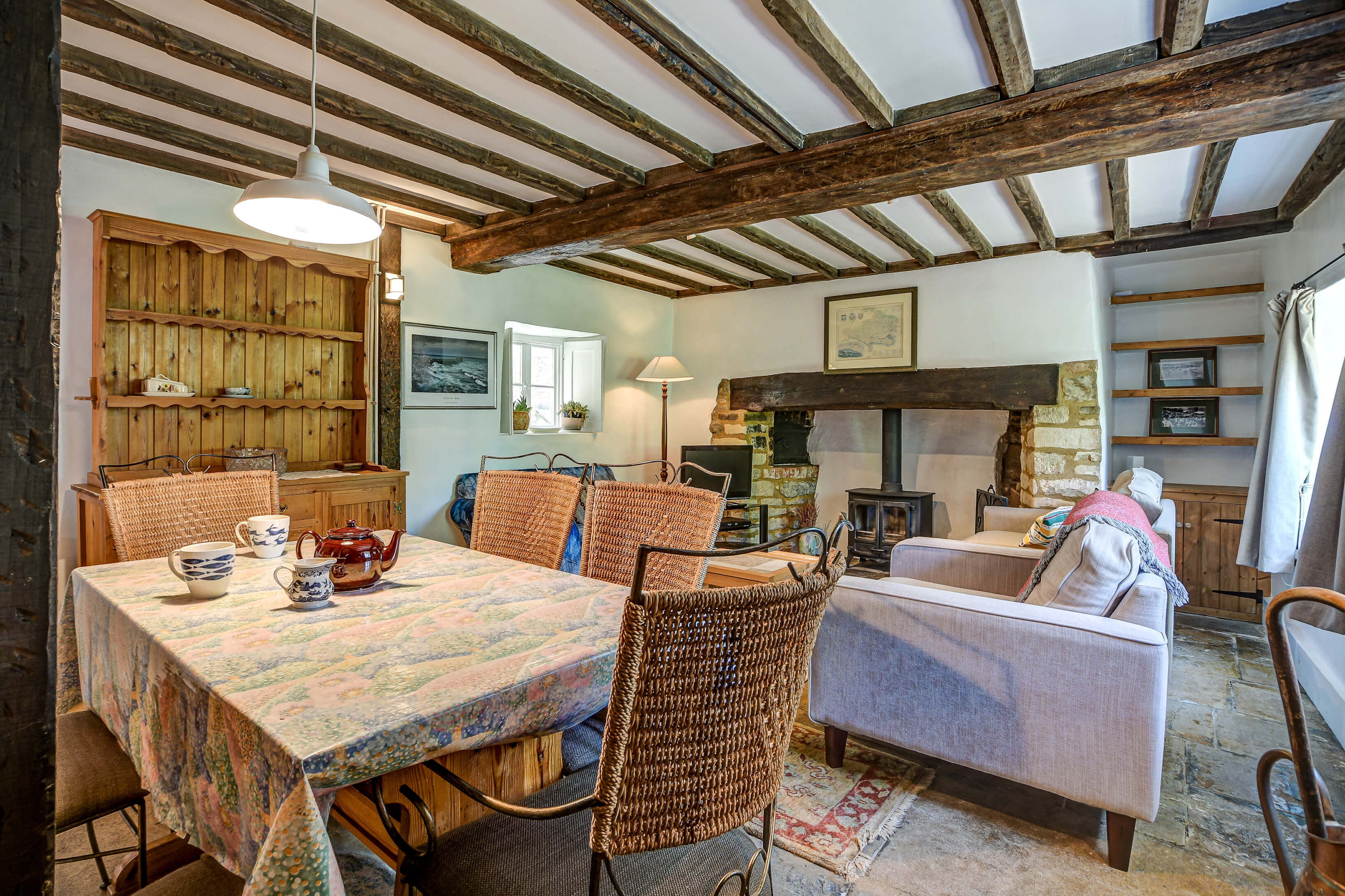 Willow Cottage 1729 30 31
