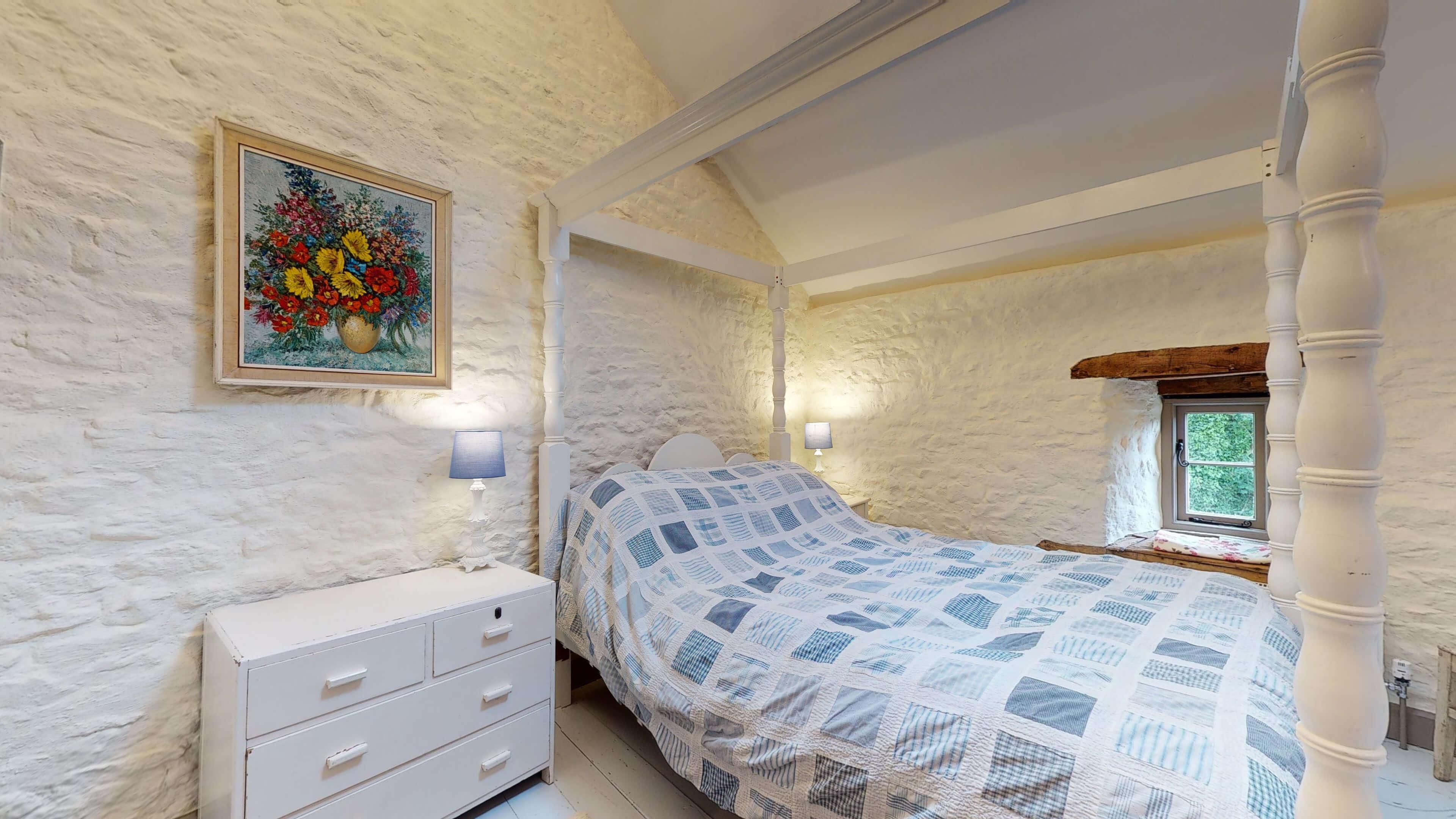 The Hayloft Bedroom