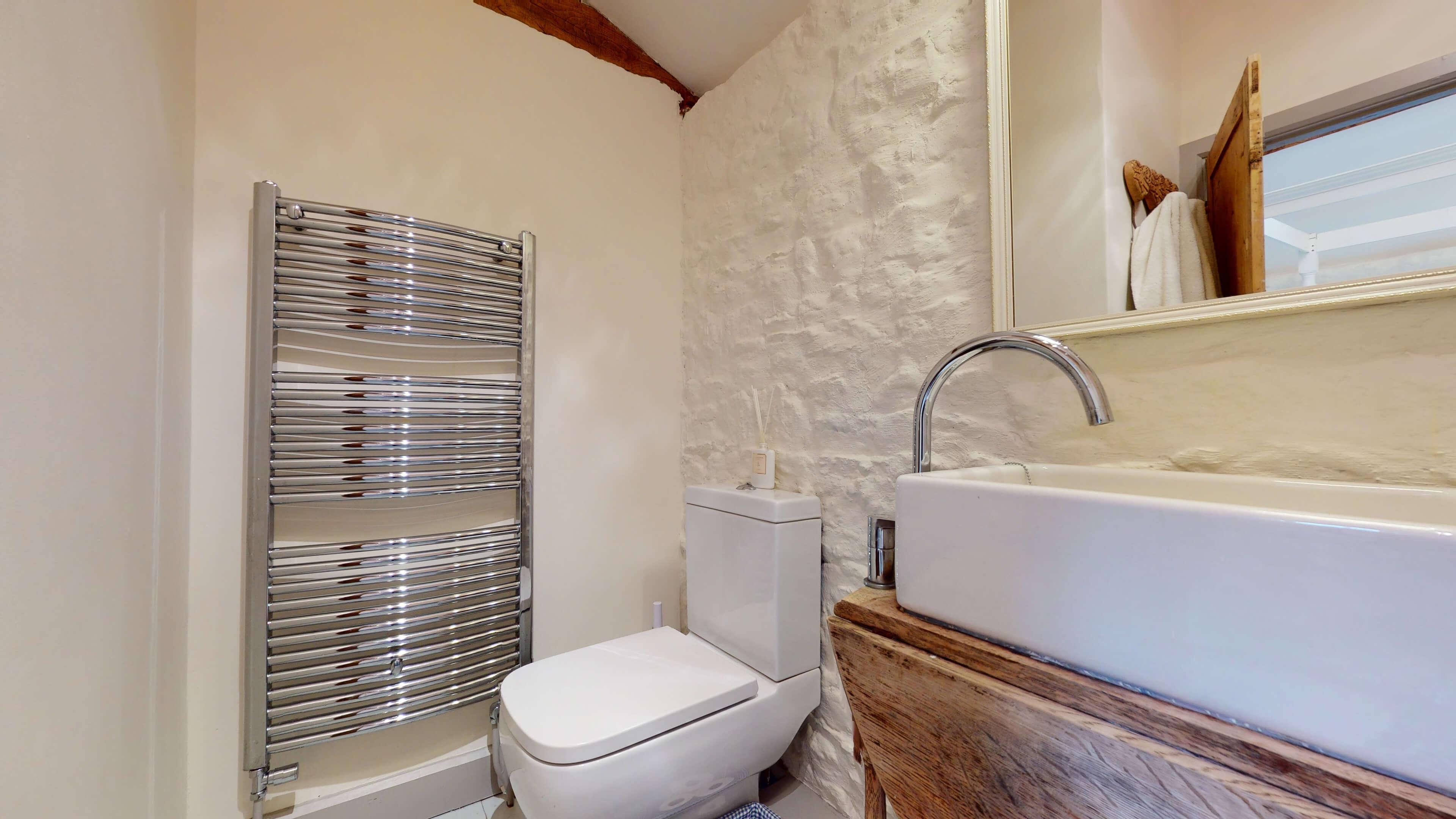 The Hayloft Bathroom