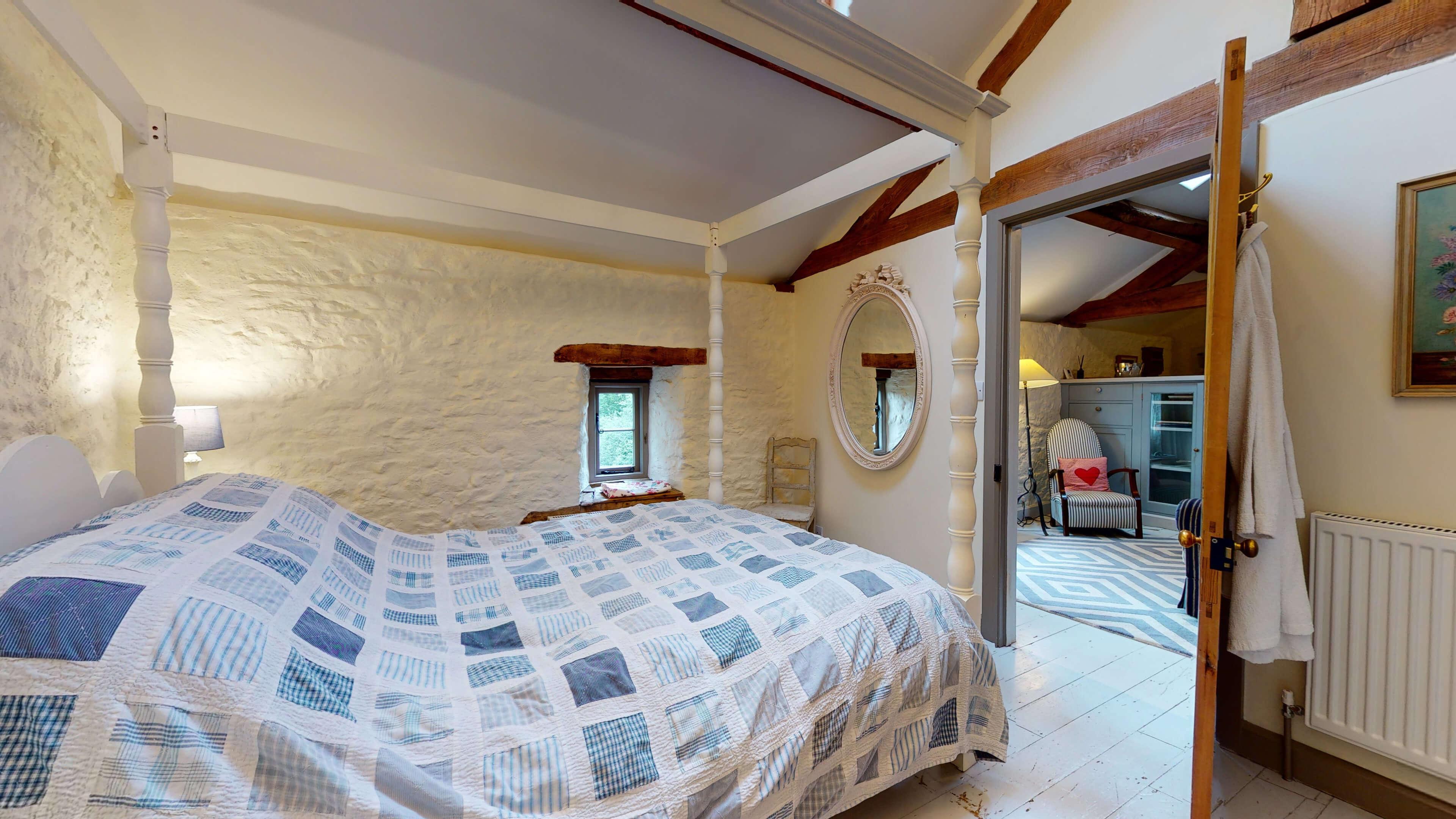 The Hayloft Bedroom1
