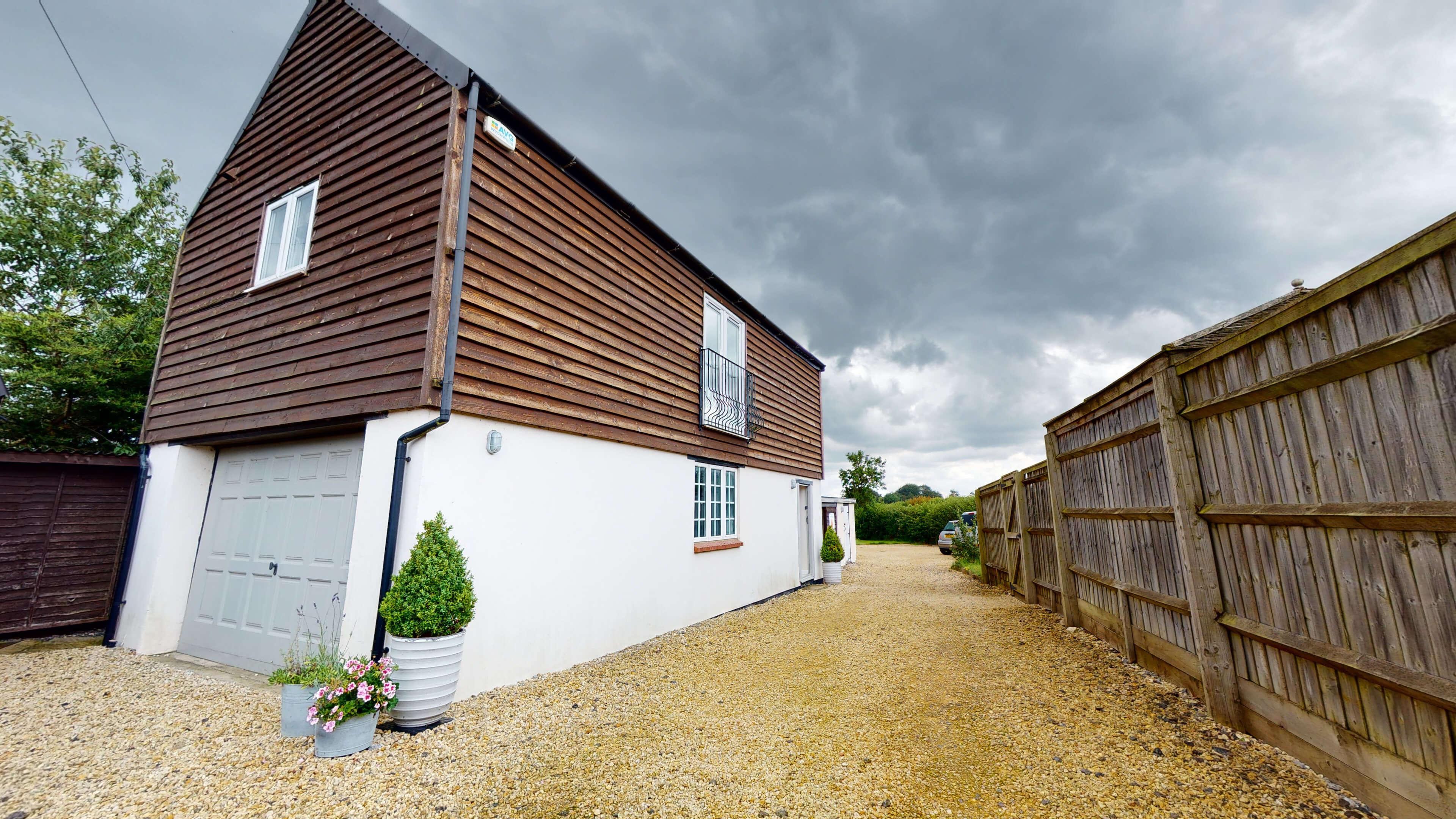 Sansoms Cottage Sansoms Loft View