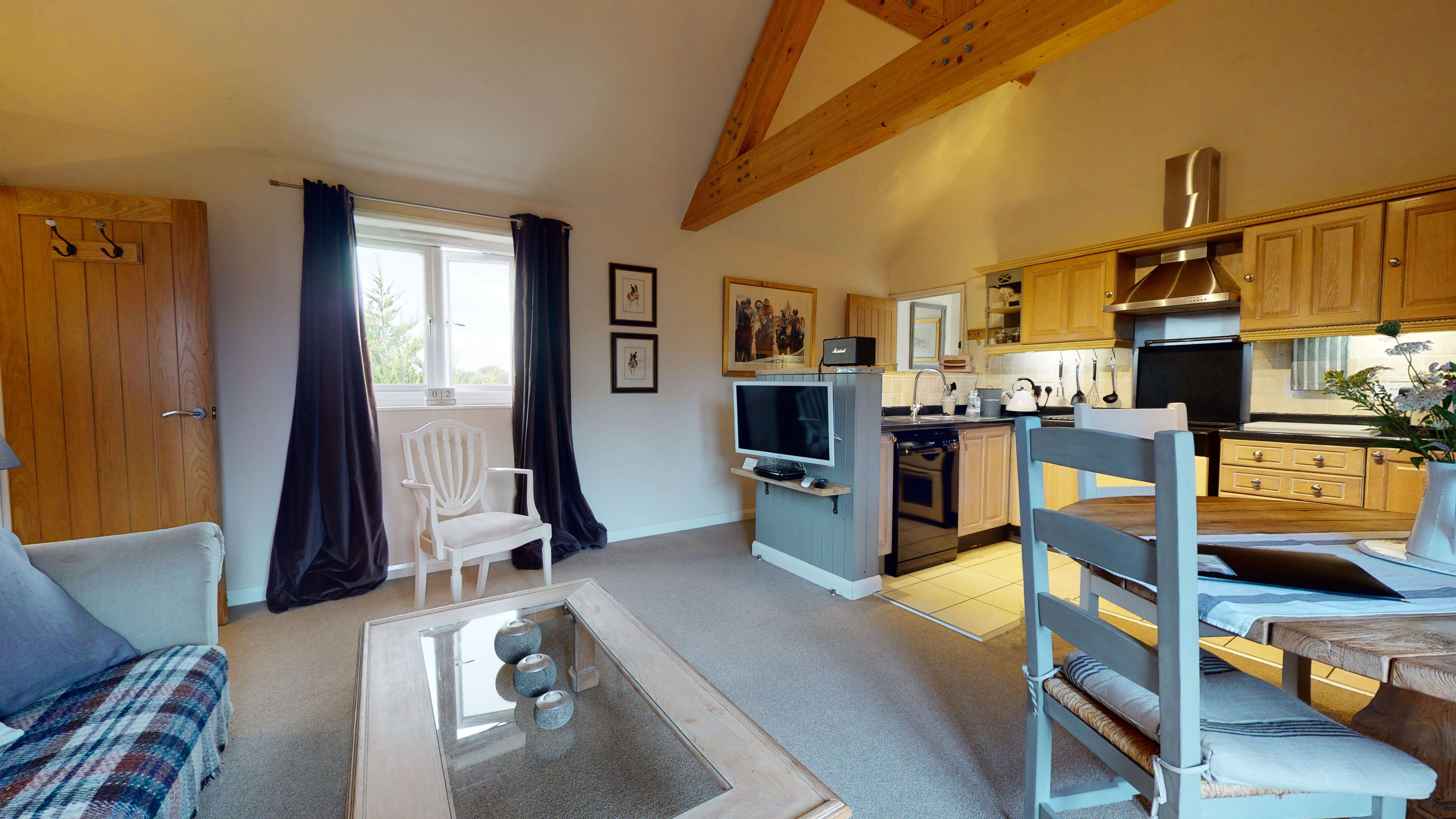 Sansoms Cottage Sansoms Loft Living